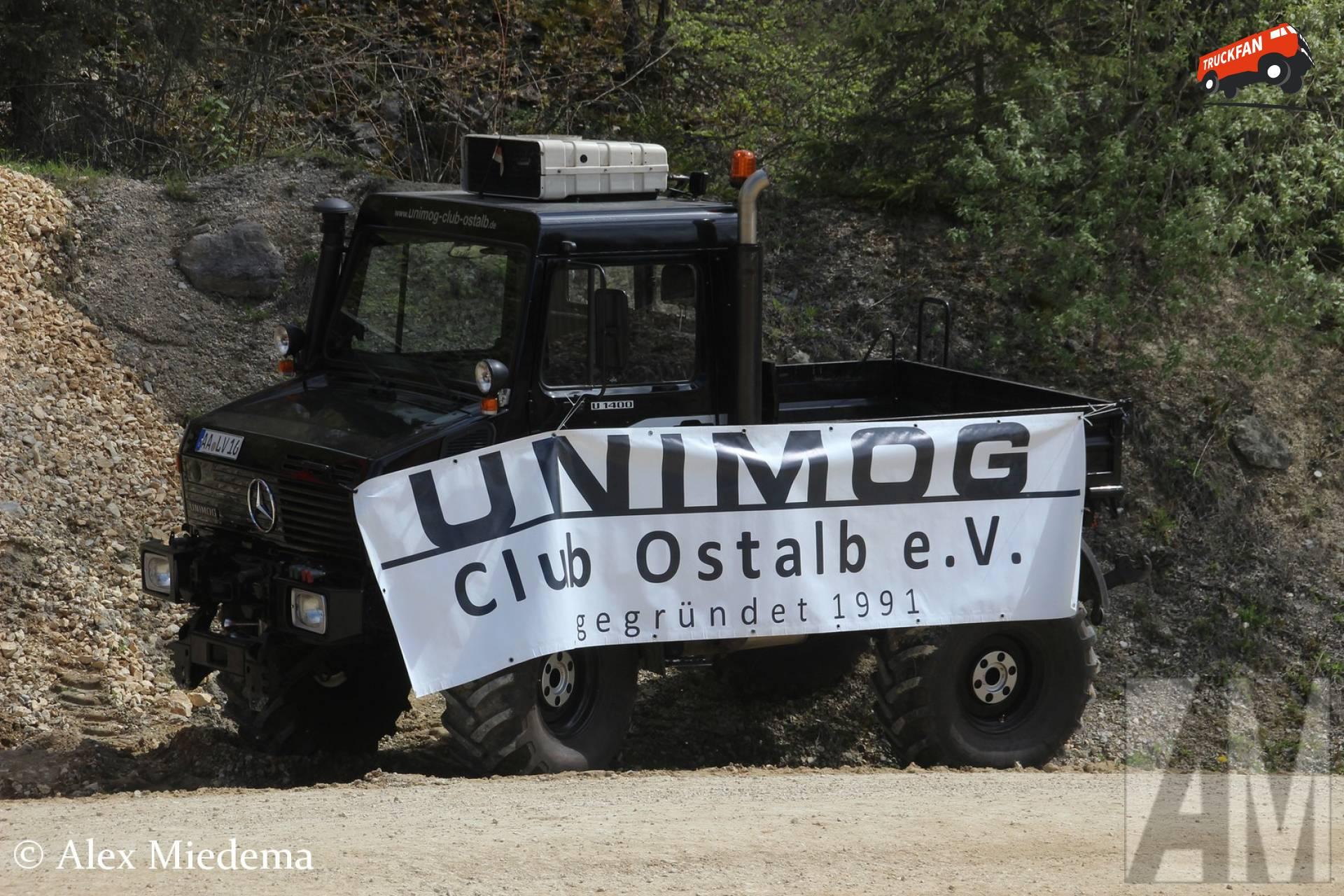 Unimog onbekend/overig