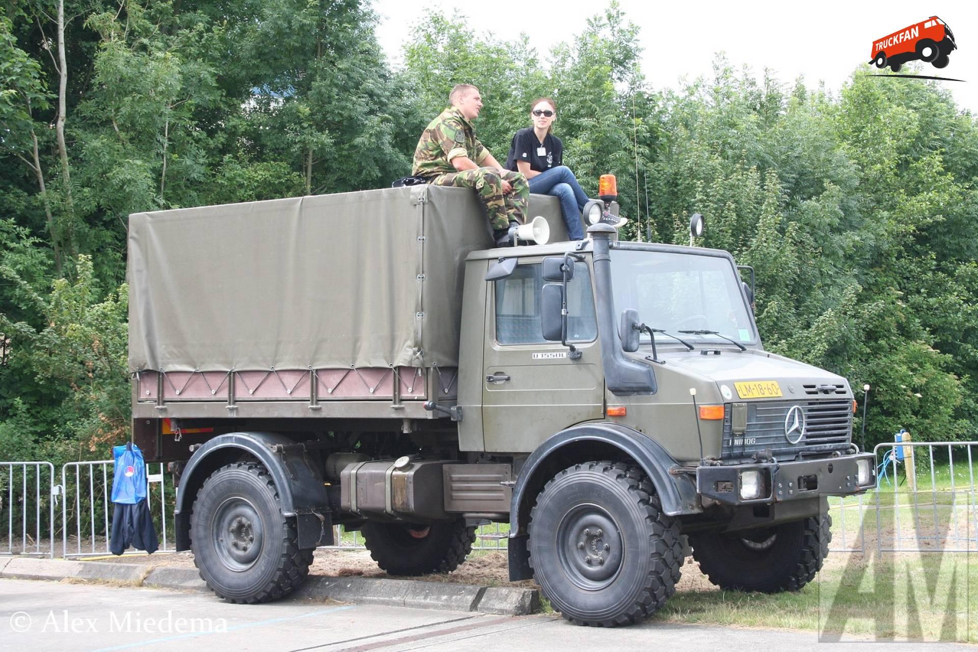 Unimog U1550L