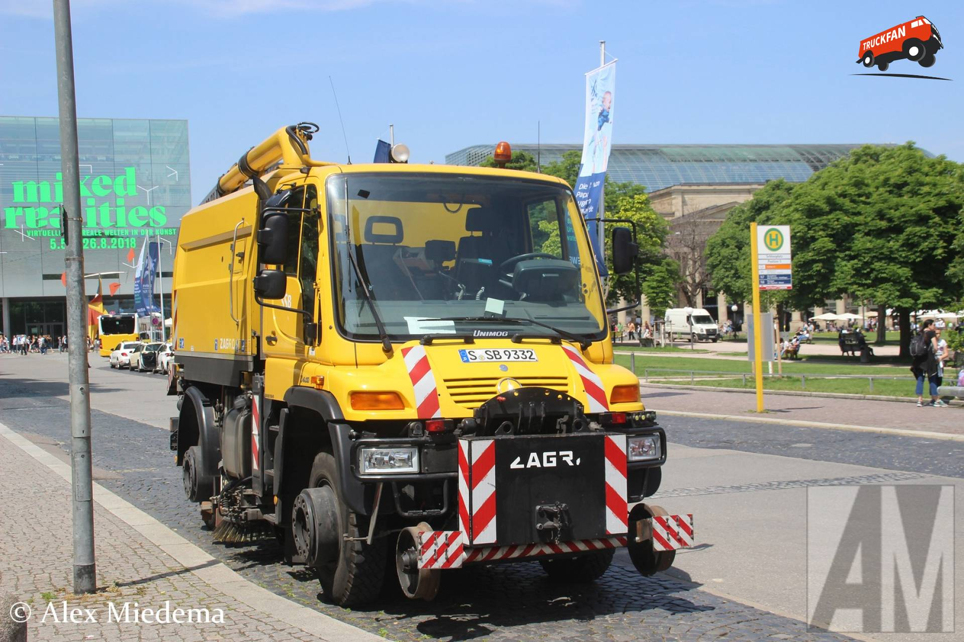 Unimog U400