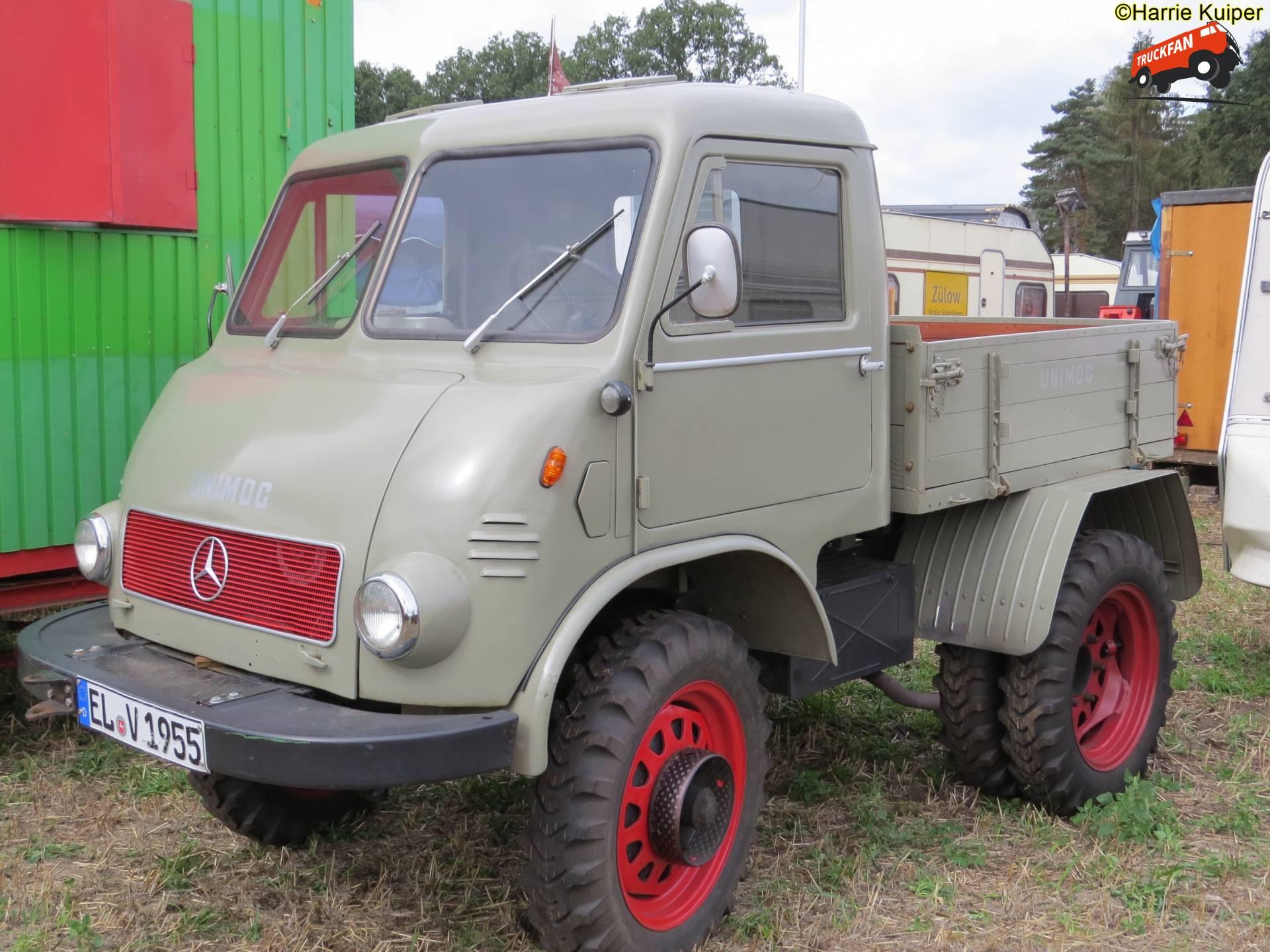 Unimog 402