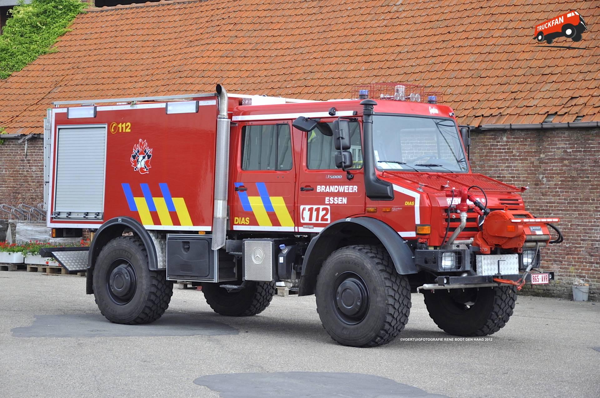 Unimog U5000