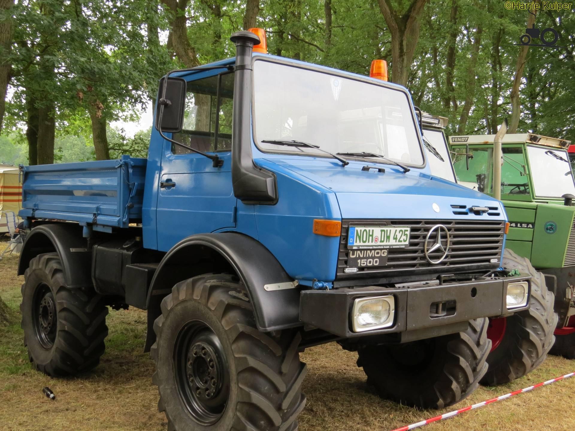 Unimog U1500