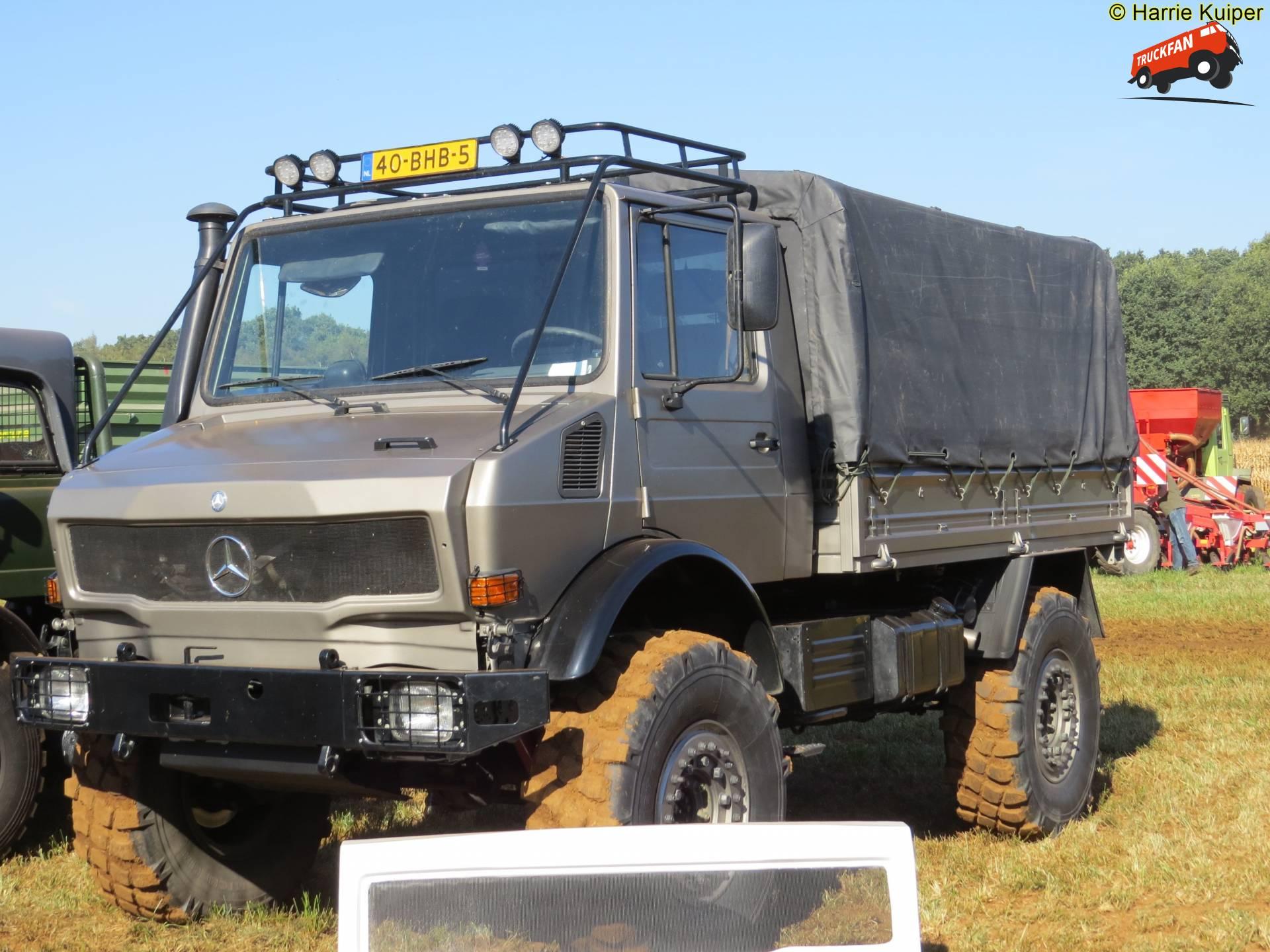 Unimog U1350L