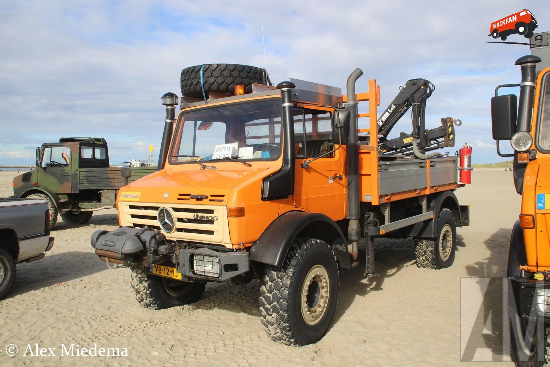 Unimog U1700L