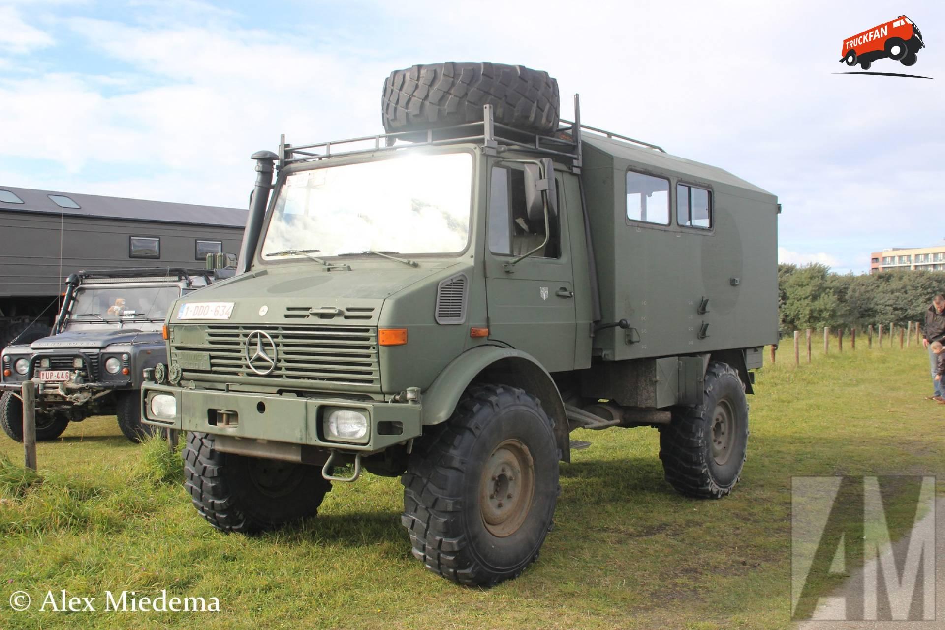 Unimog U1300L