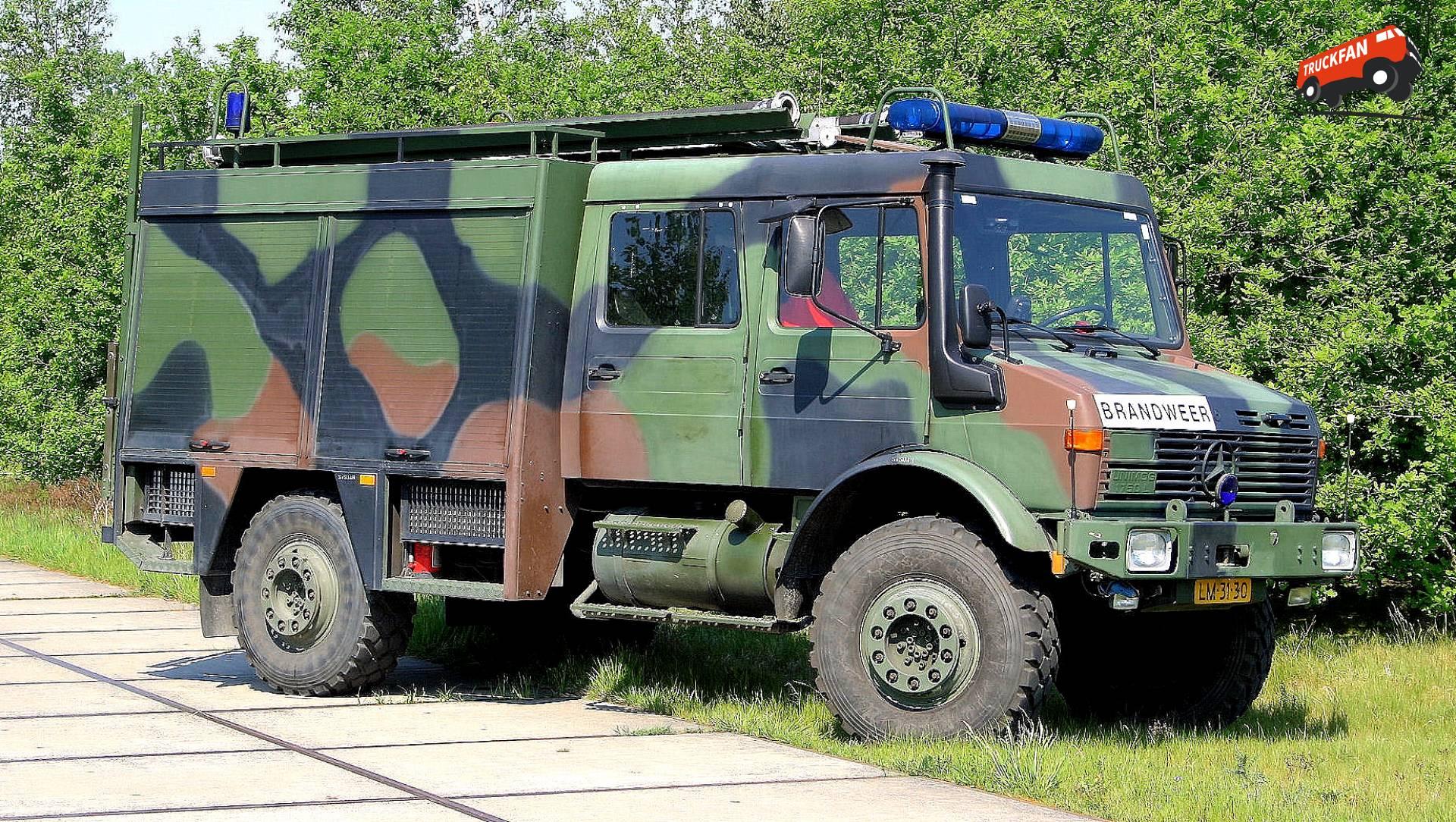 Unimog U1700