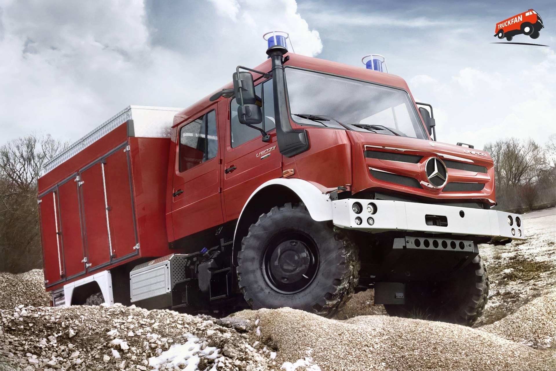 Unimog U5023