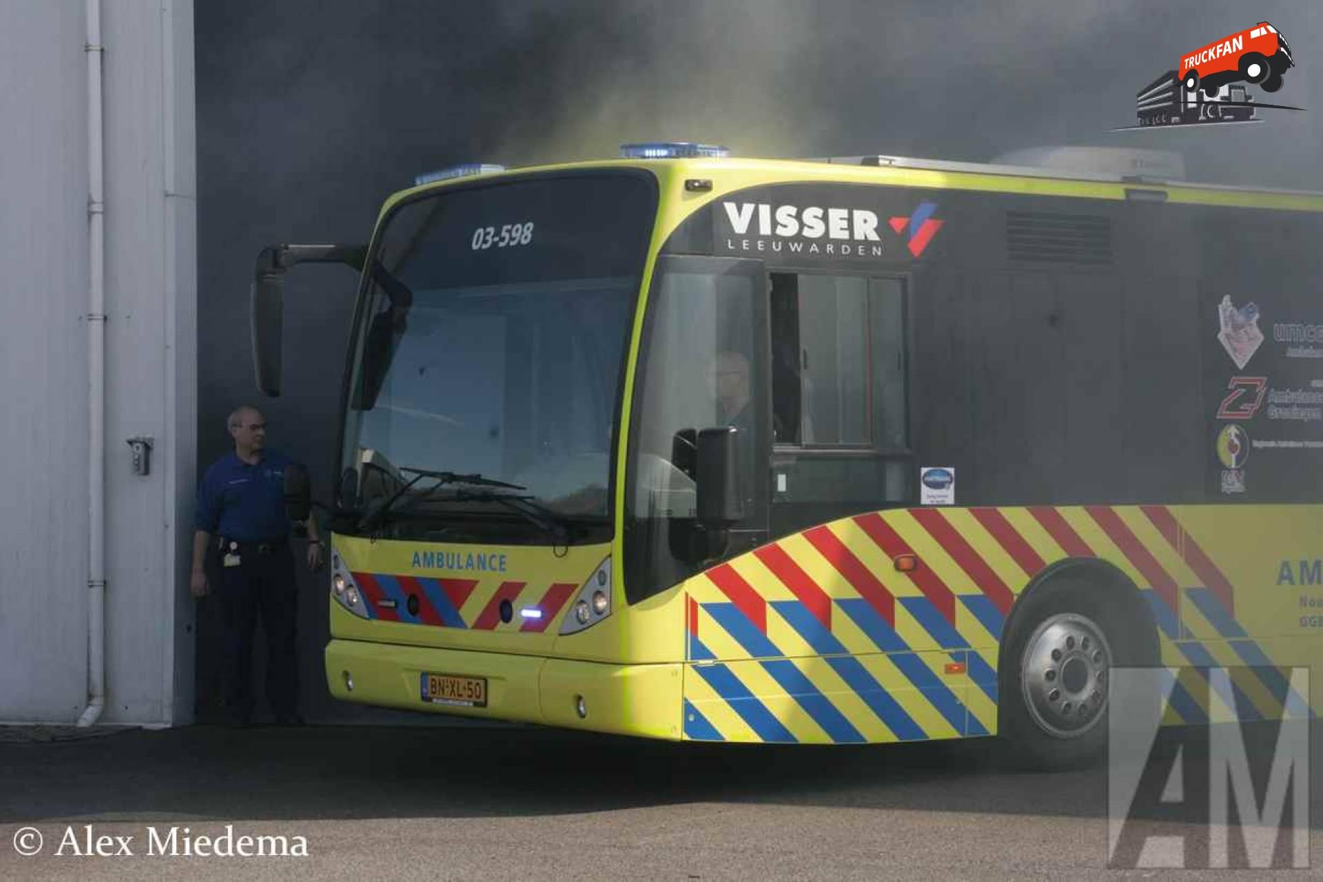 Van Hool A330