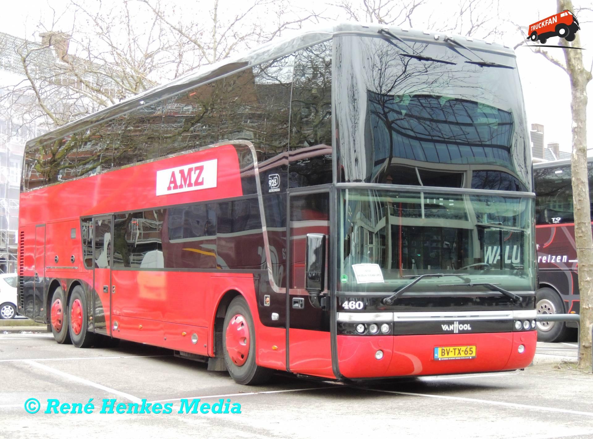 Van Hool touringcar