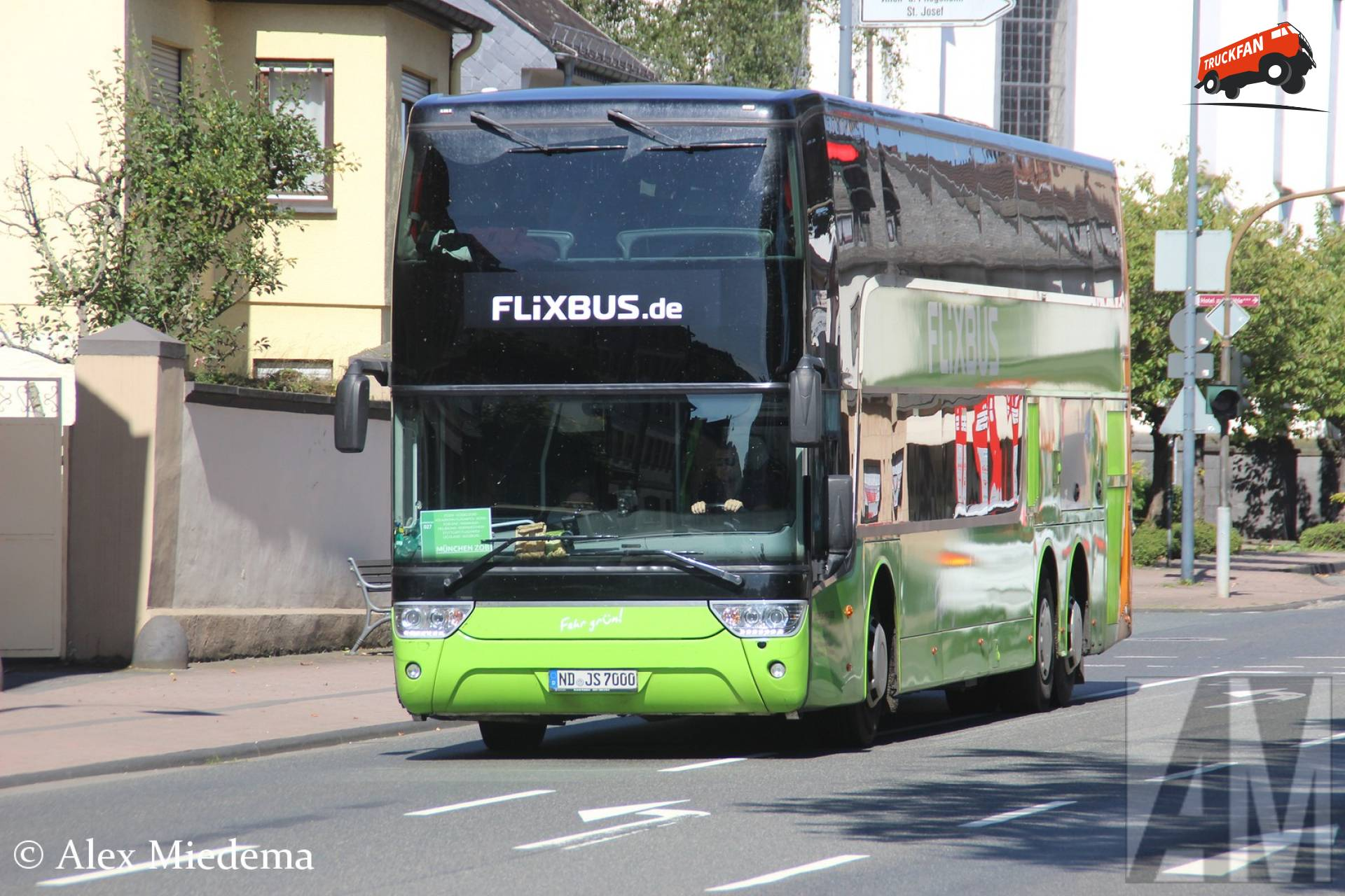 Van Hool lijnbus