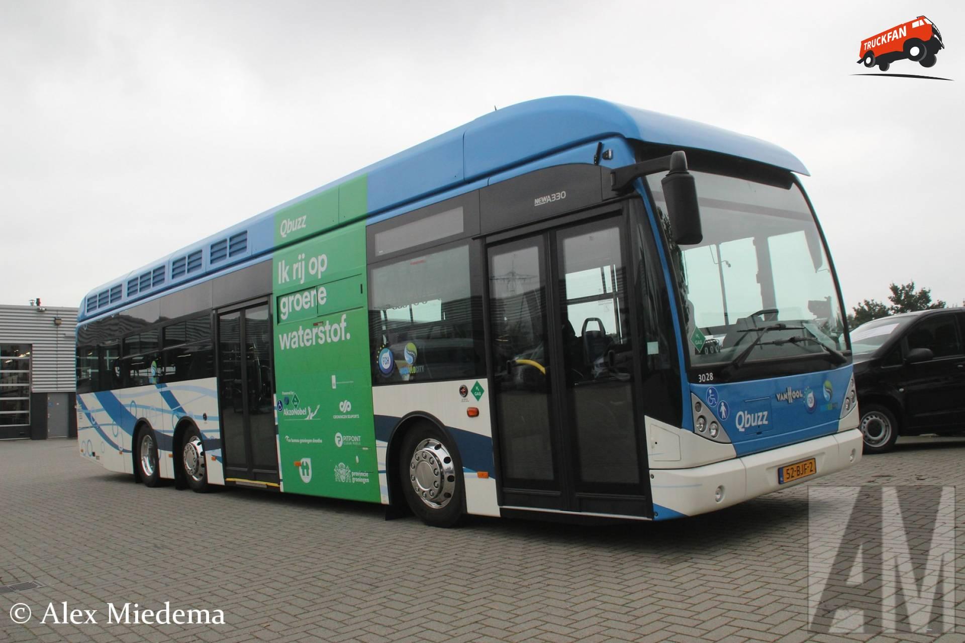 Van Hool NewA330