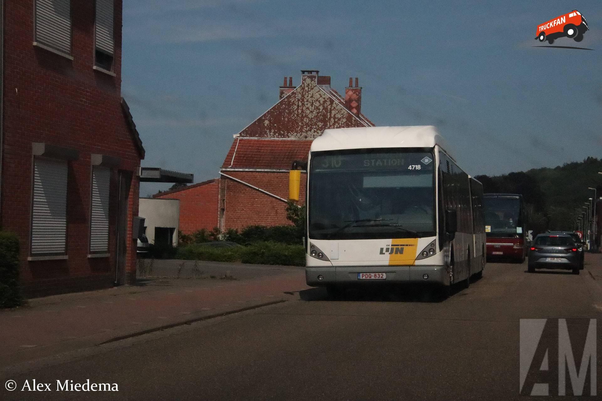 Van Hool newAG300