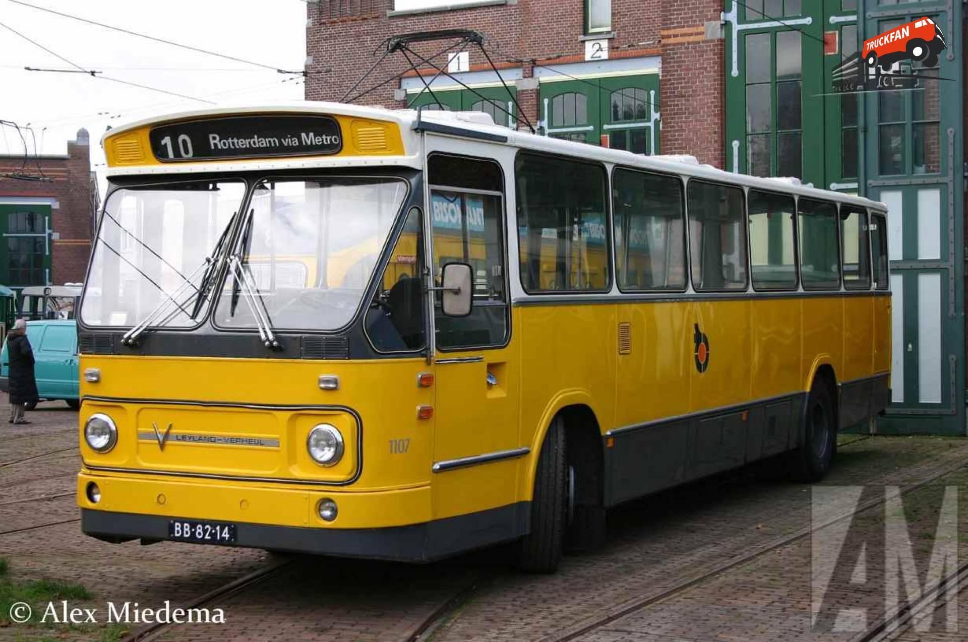 Verheul bus