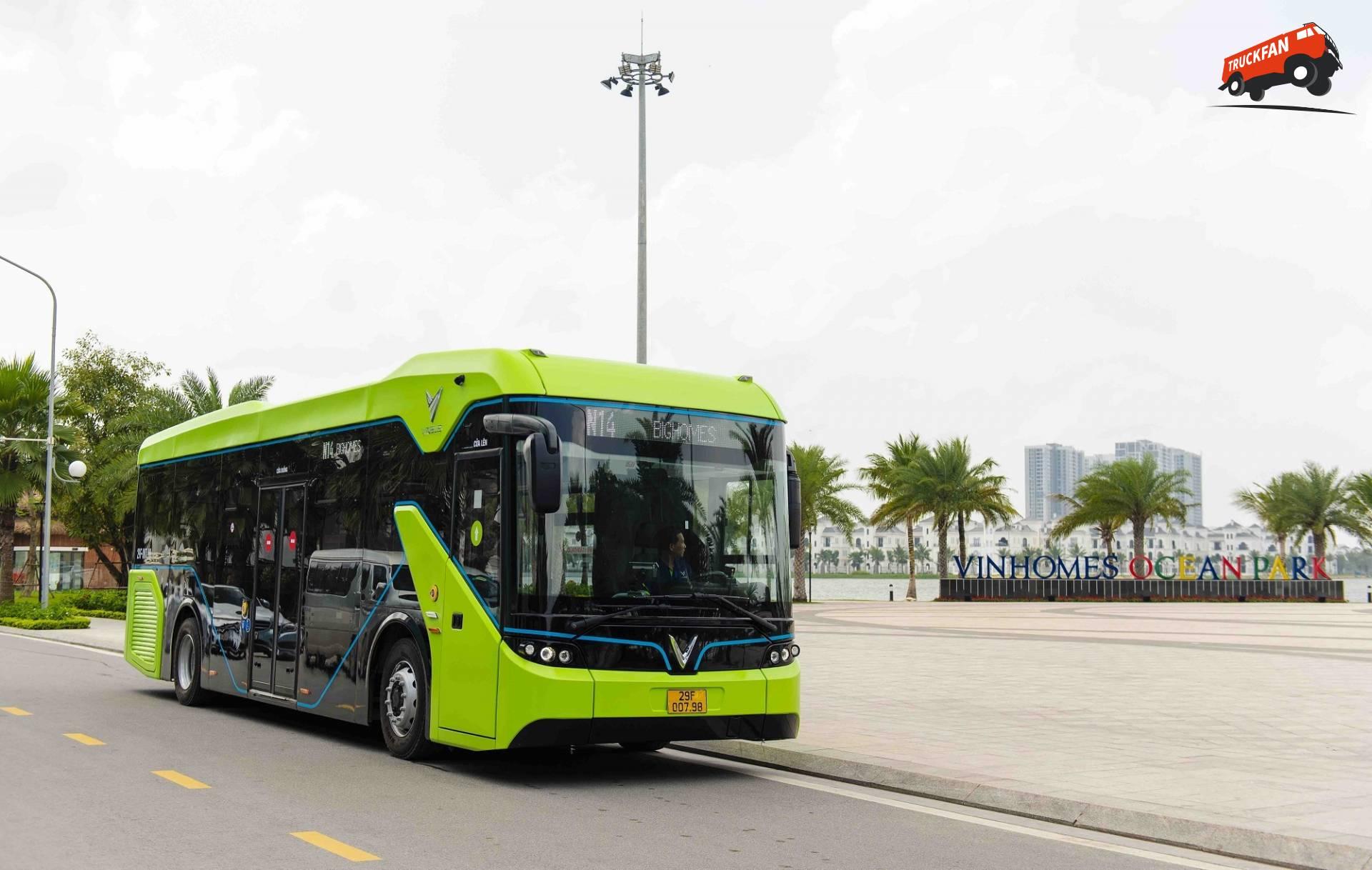 VinBus Smart Electric Bus