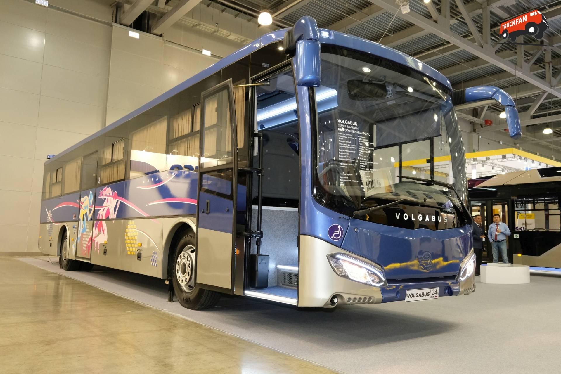 Volgabus bus