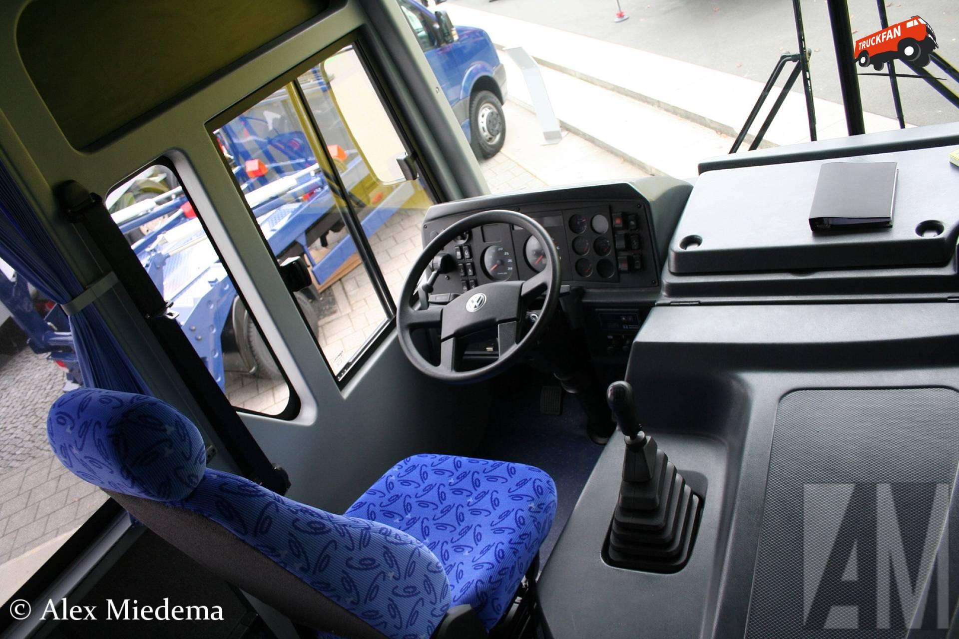 Volksbus touringcar