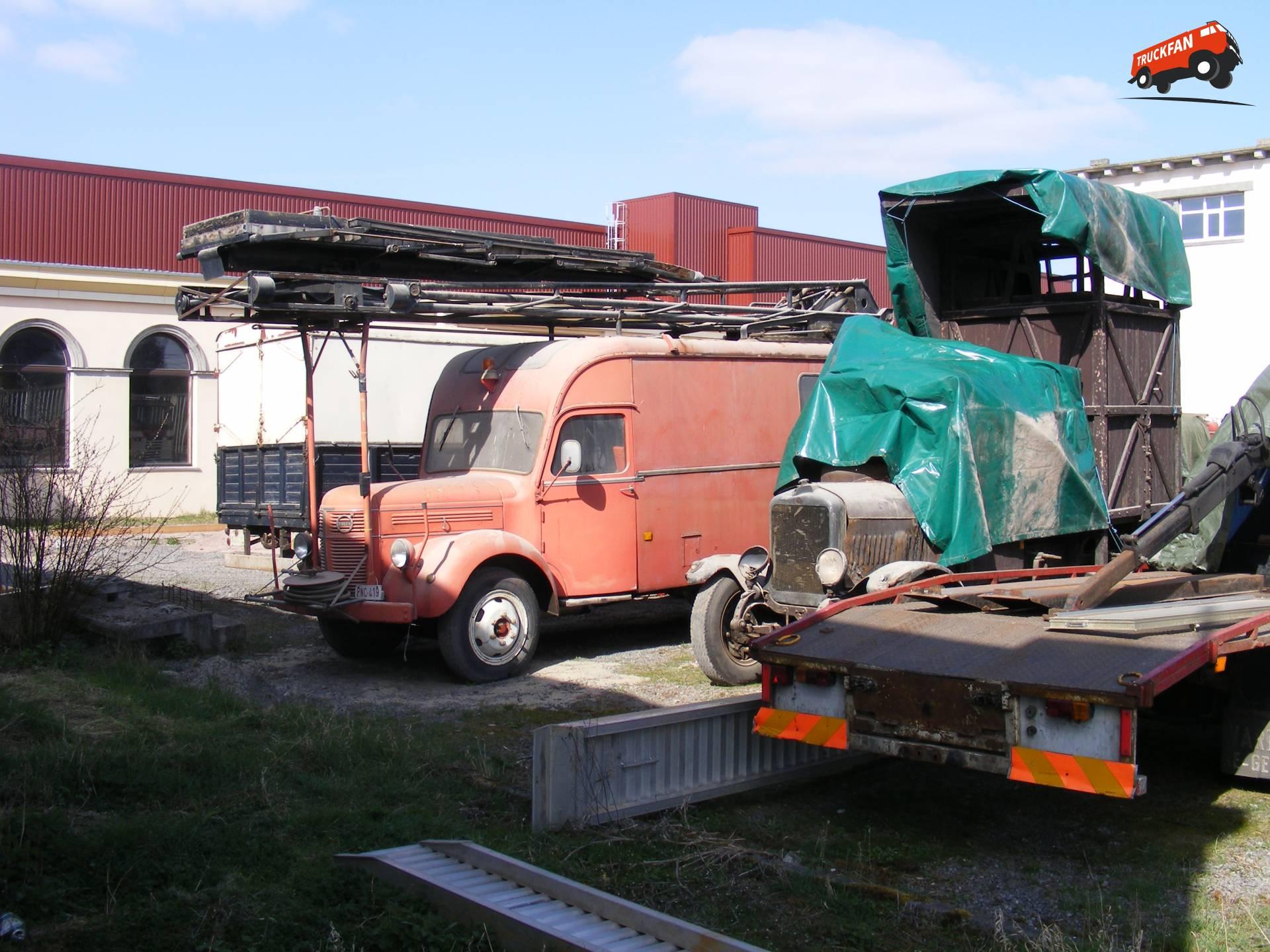Volvo Onbekend