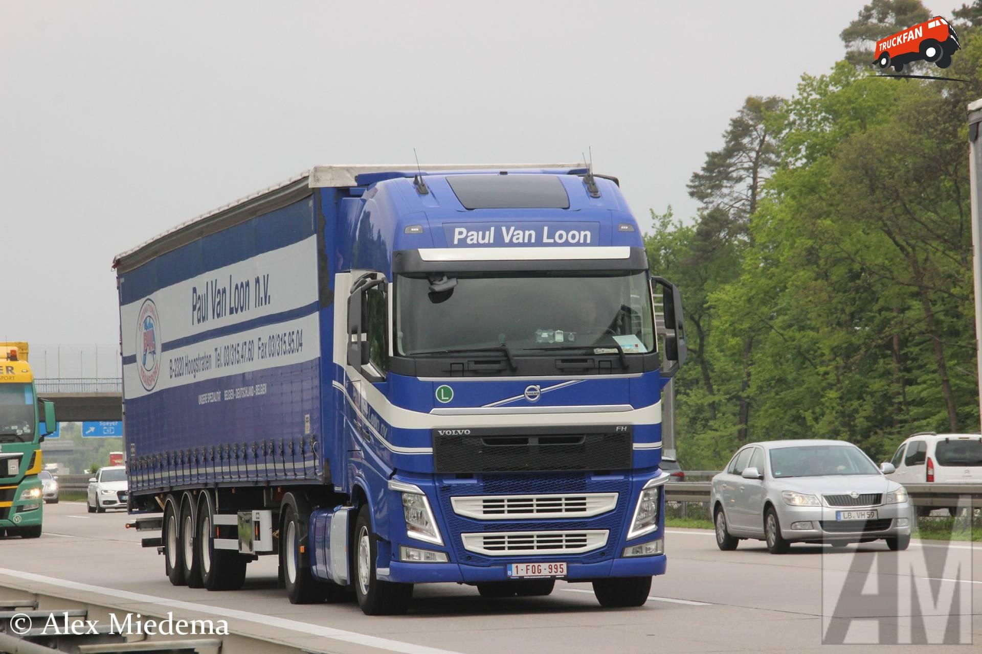 Volvo FH 4th gen
