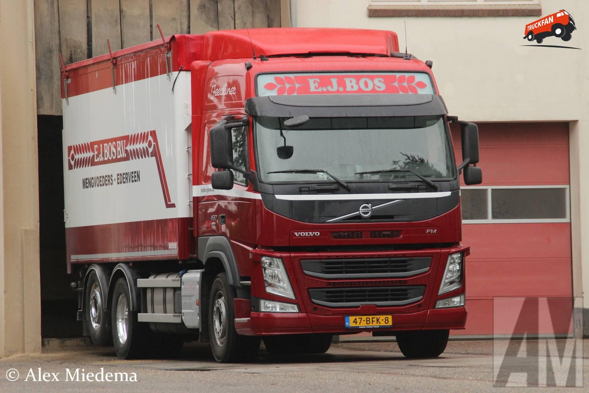 Volvo FM 4th gen