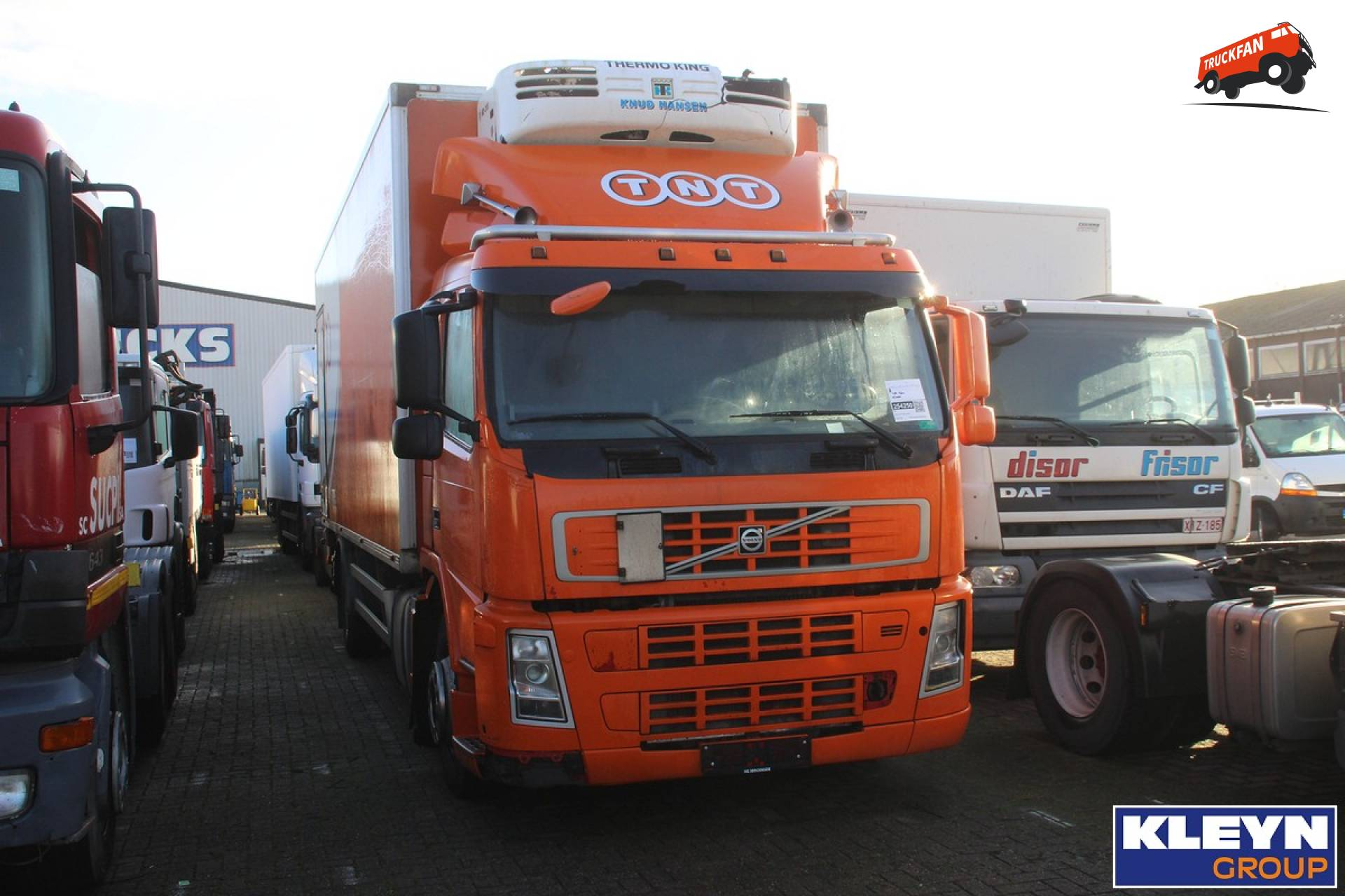 Volvo FM 2nd gen