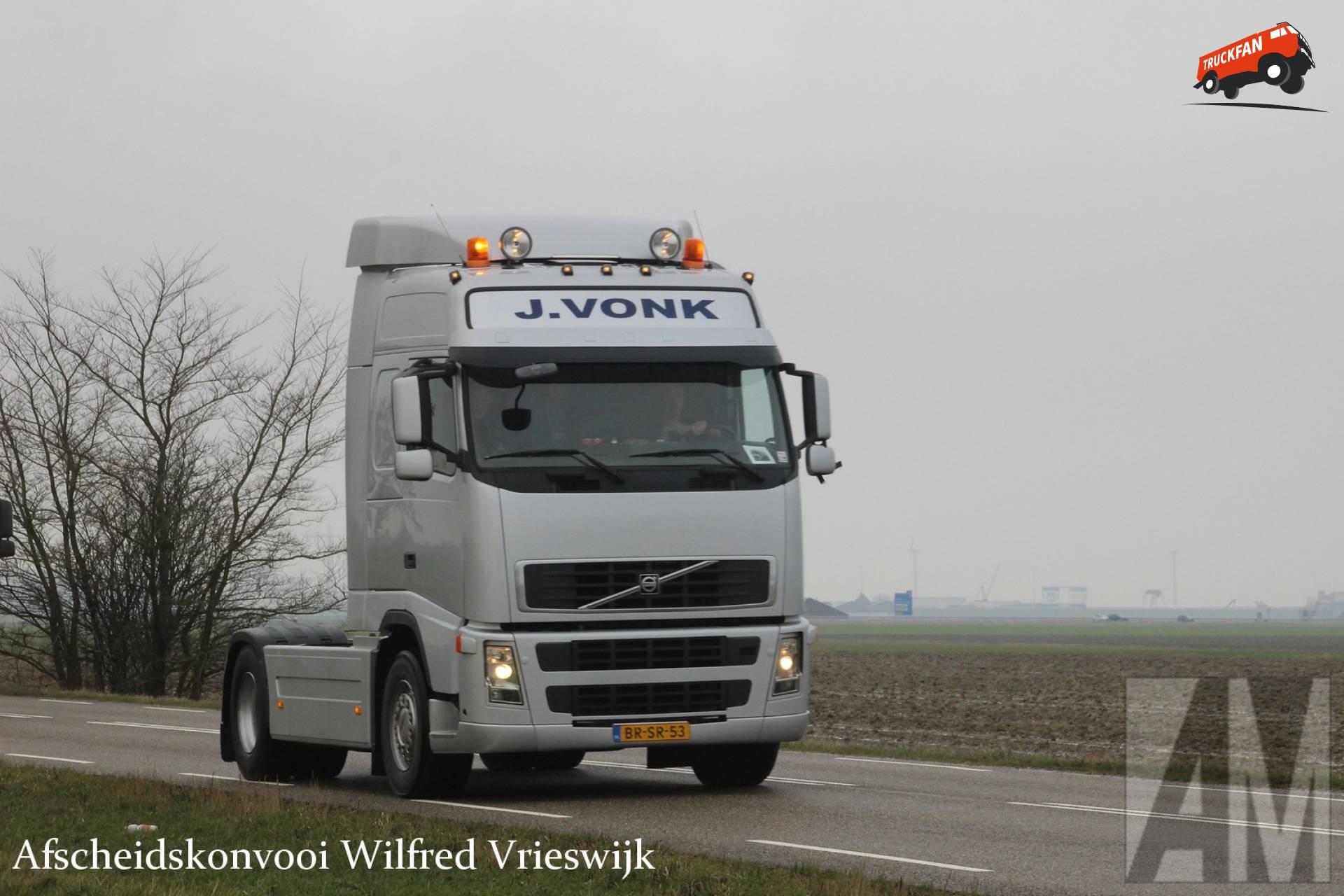 Volvo FH 2nd gen