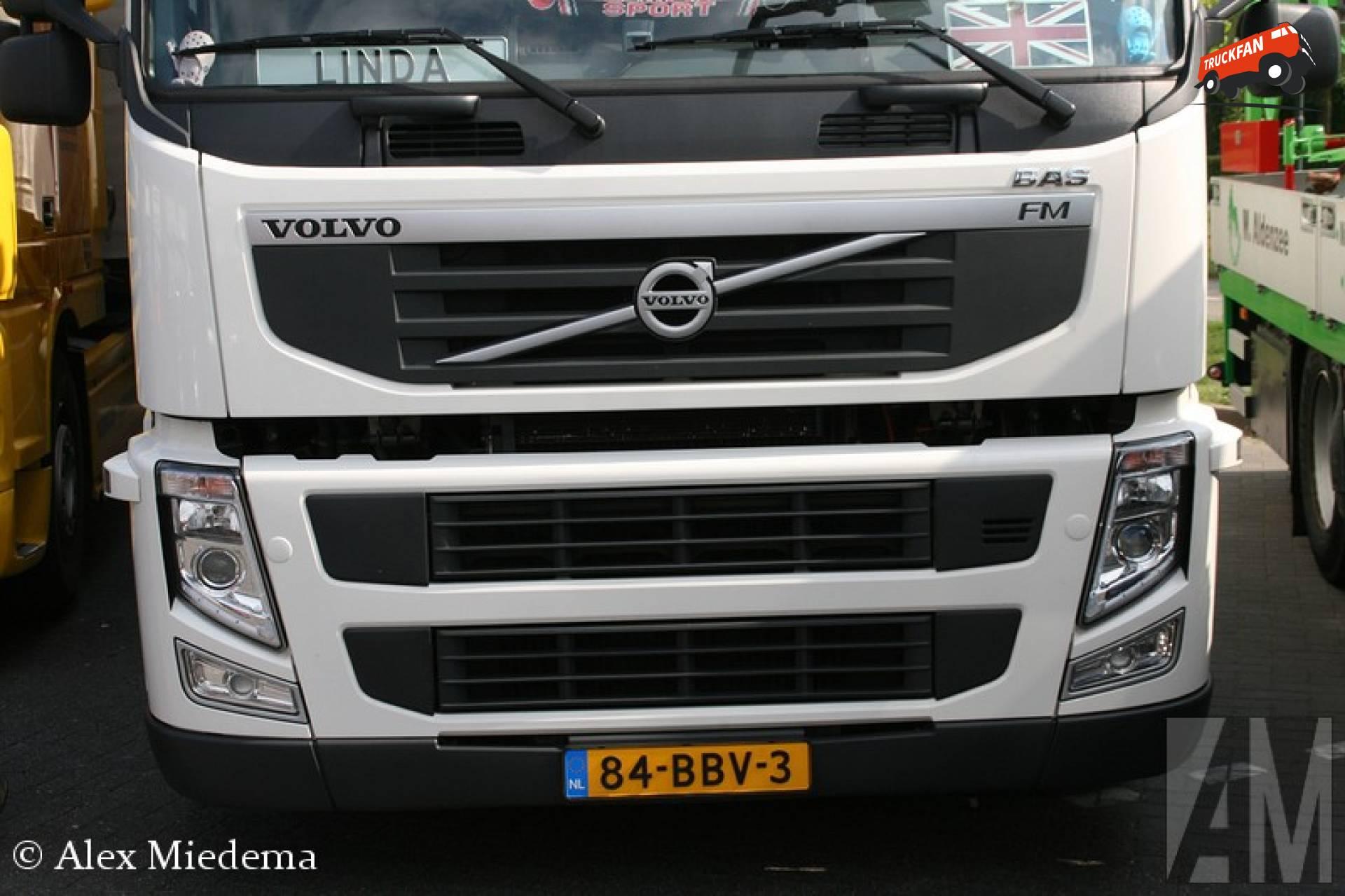 Volvo FM 3rd gen