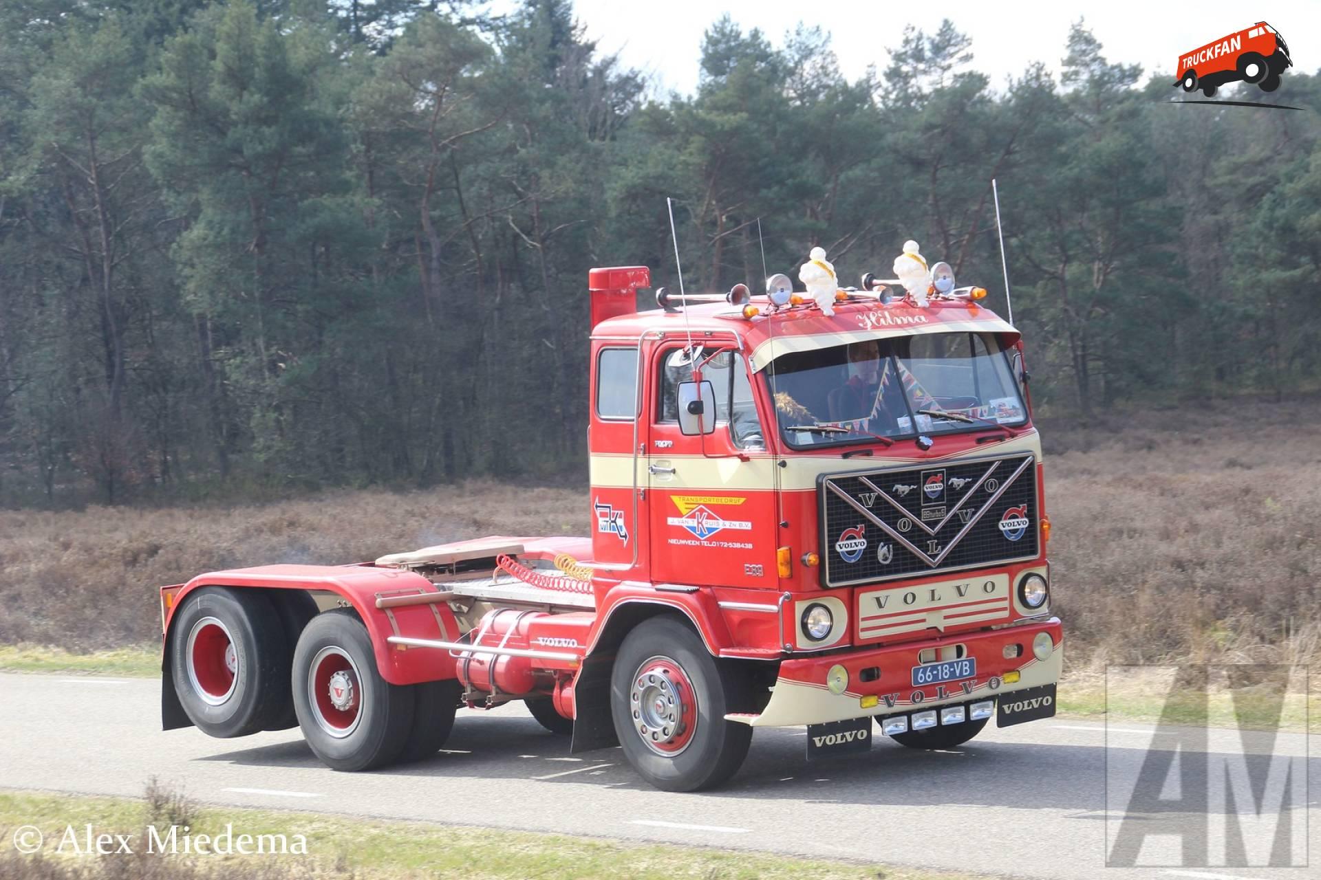 Volvo F89