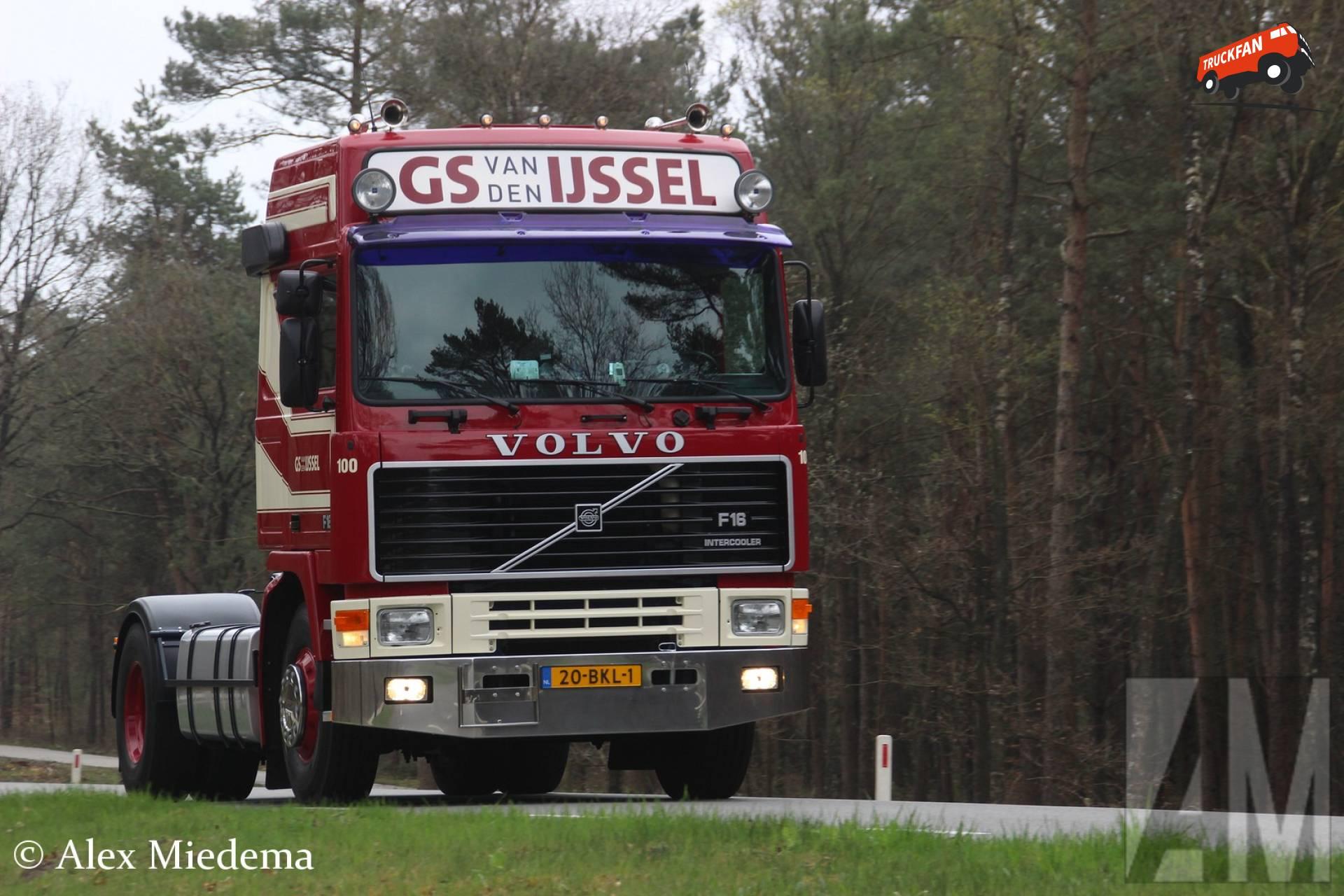 Volvo F16