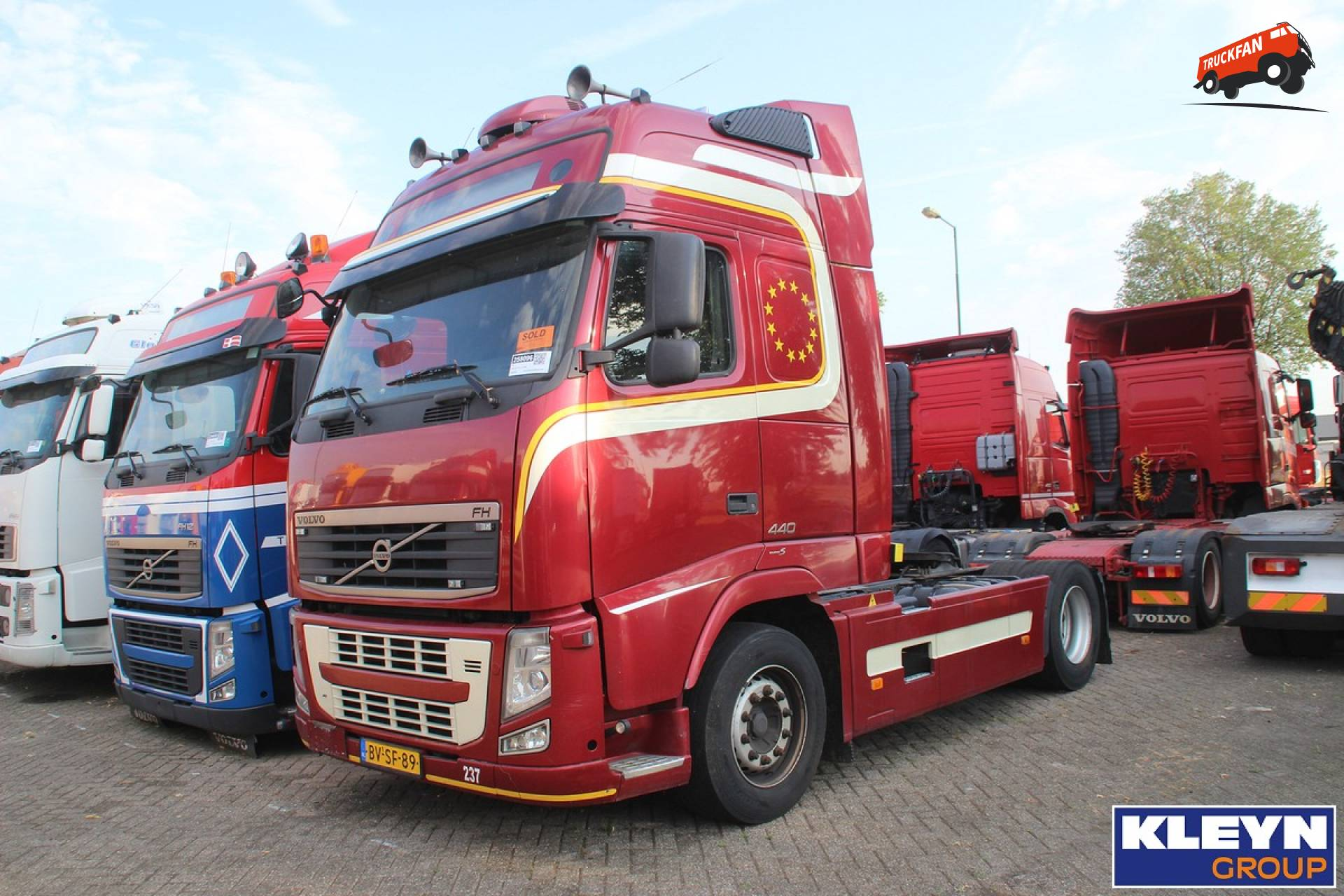 Volvo FH 3rd gen