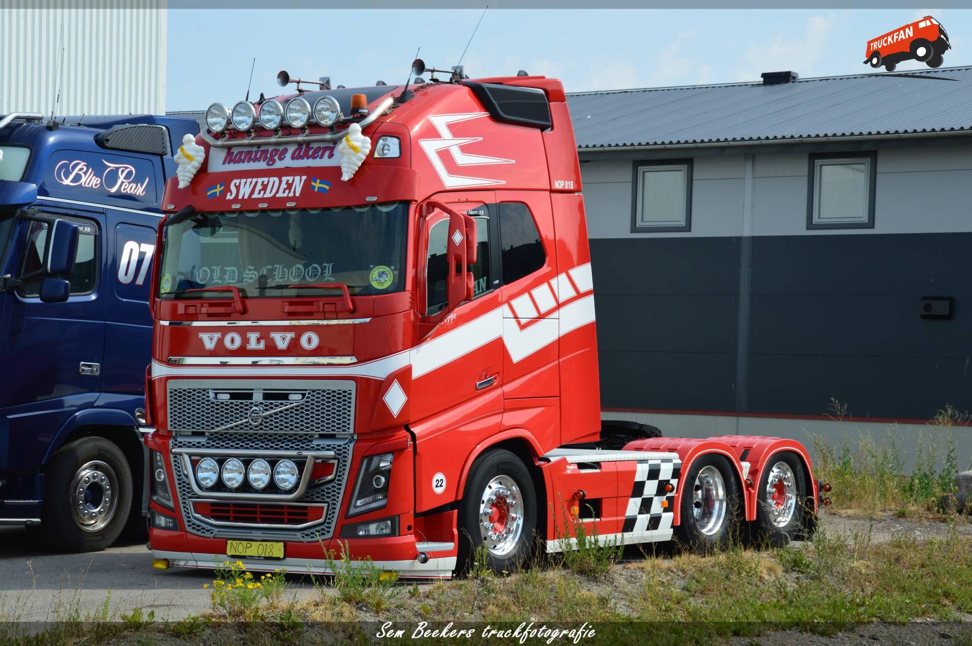 Volvo FH16 4th gen