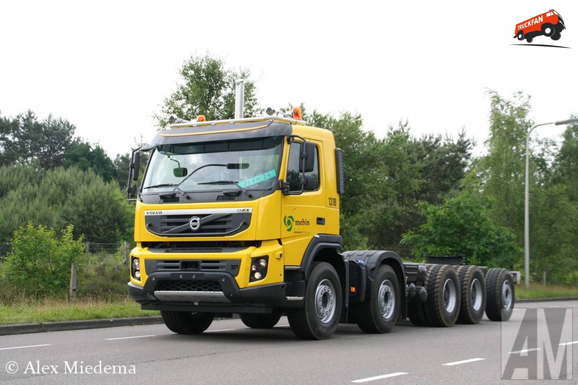 Volvo FMX 1st gen