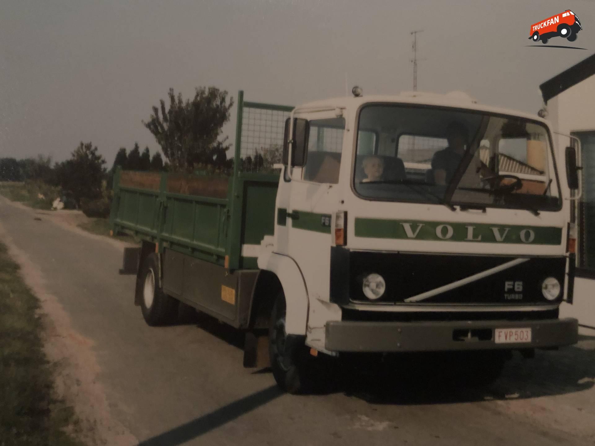 Volvo F6