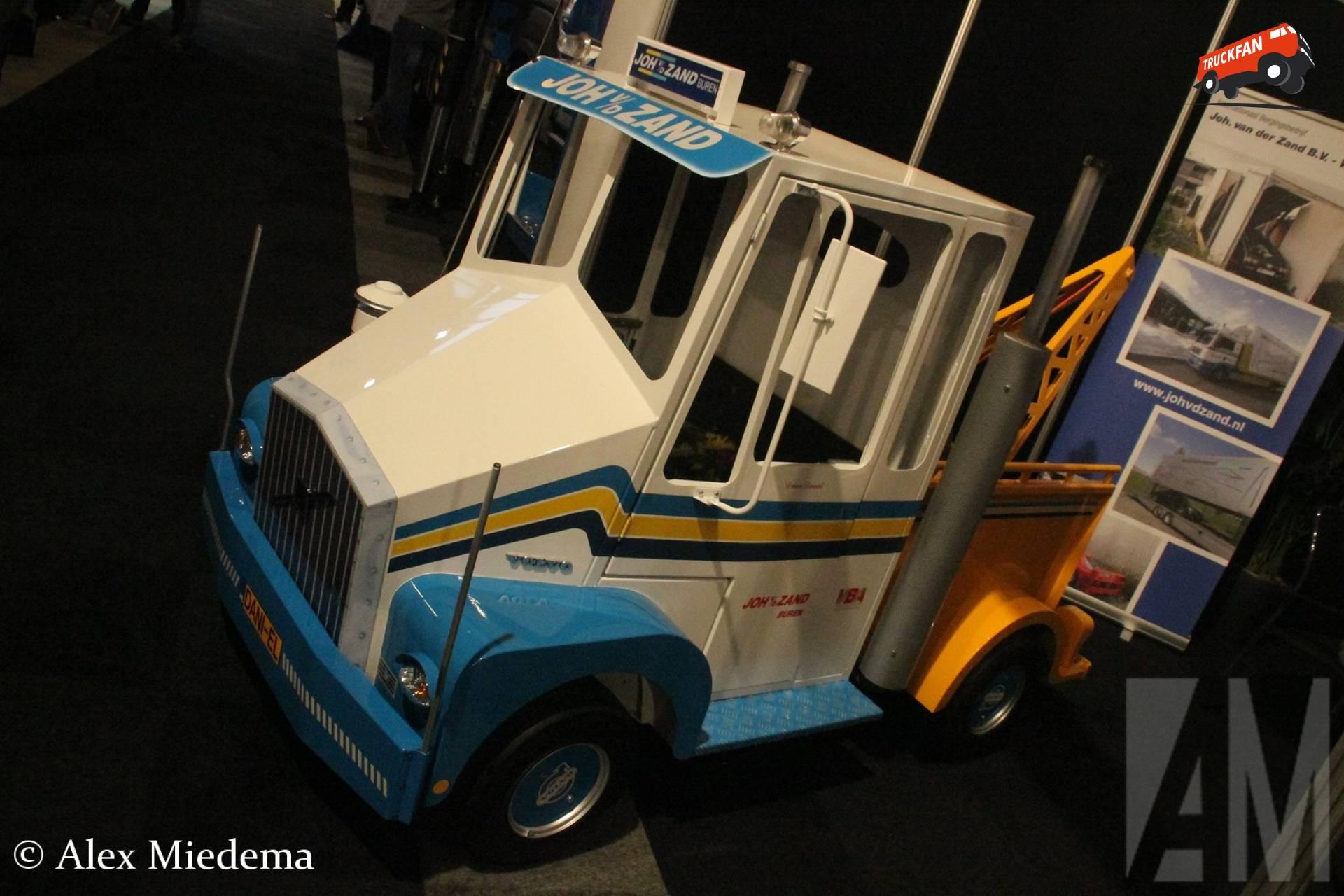 Volvo miniatuur