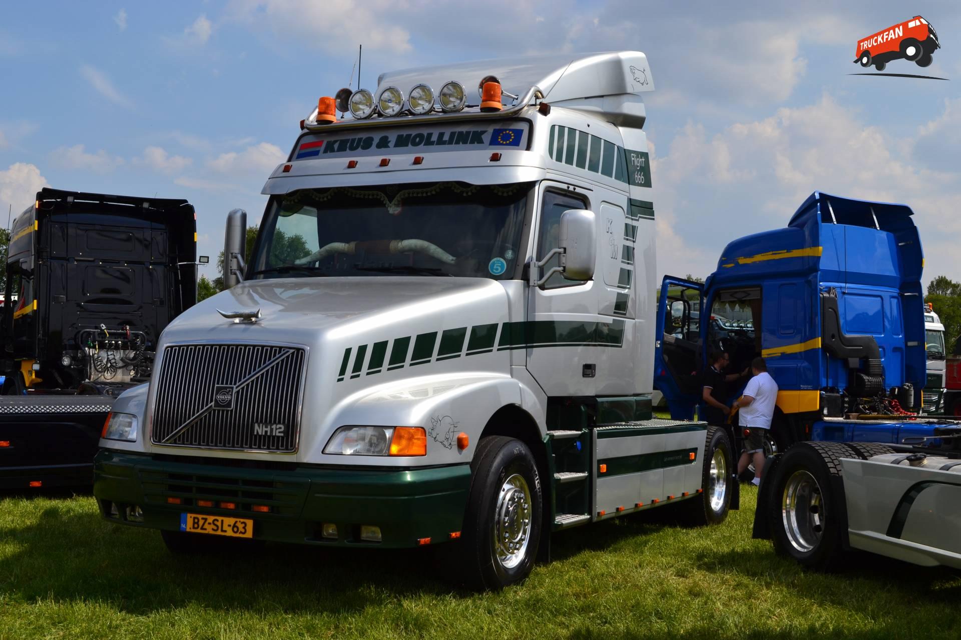 Volvo NH12