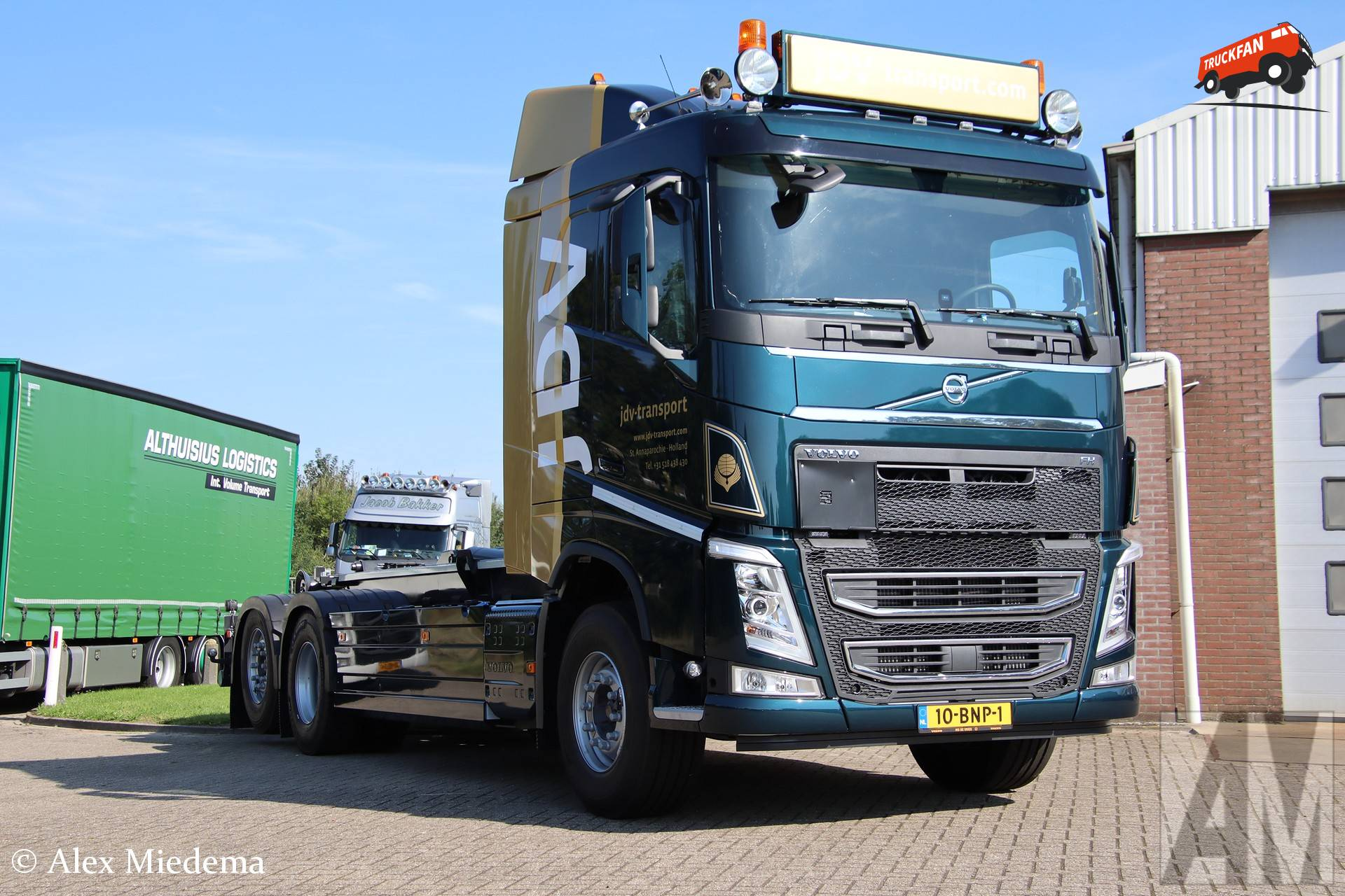 Volvo FH 4th gen