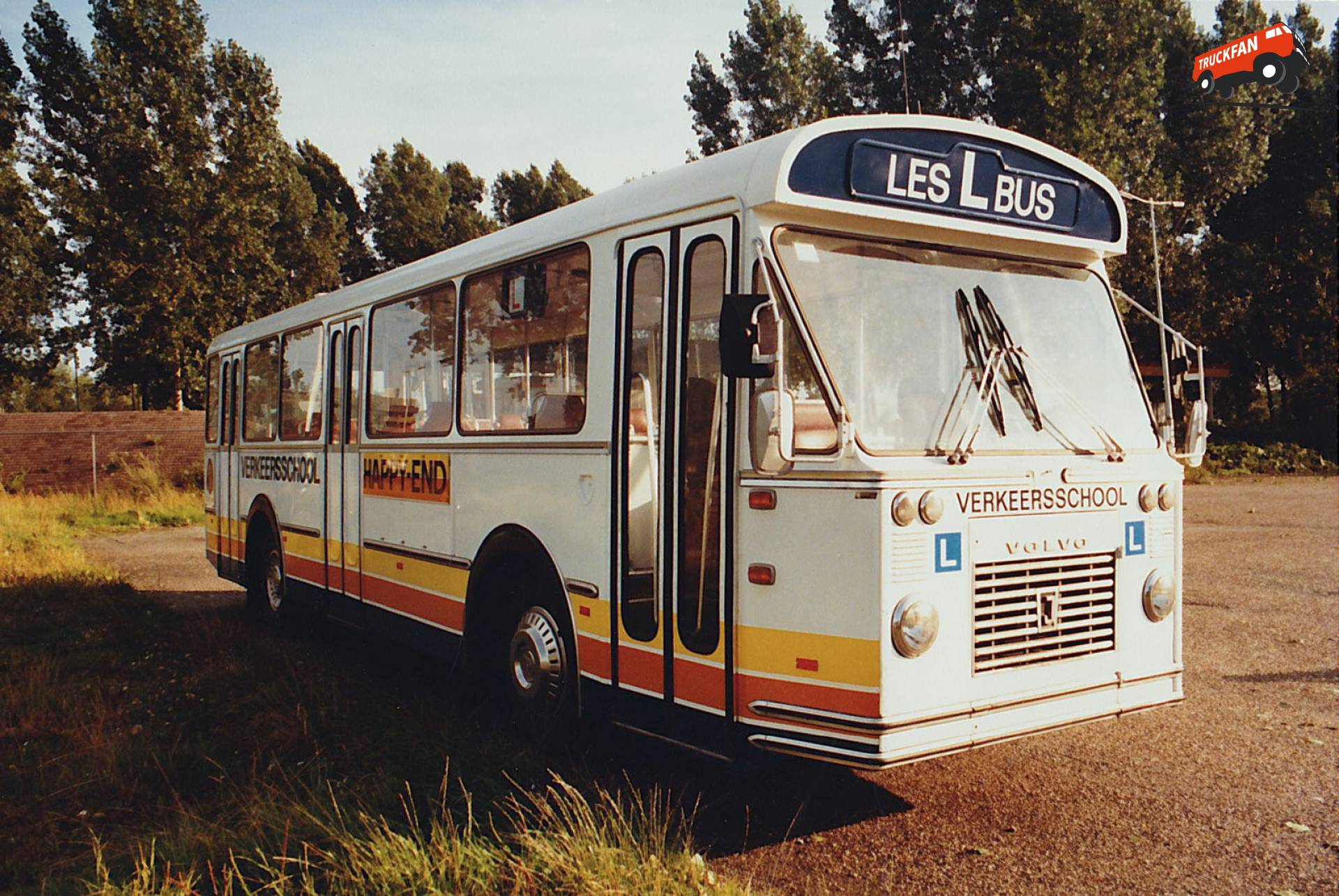 Volvo buschassis