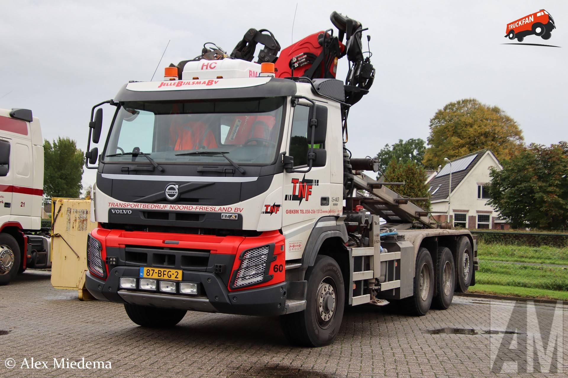 Volvo FMX 2nd gen