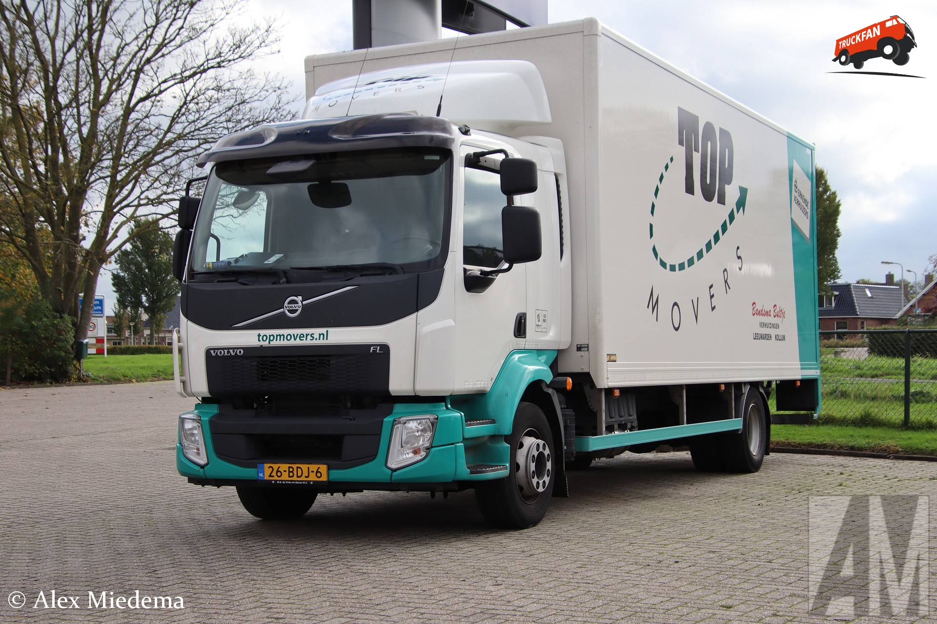 Volvo FL 3rd gen