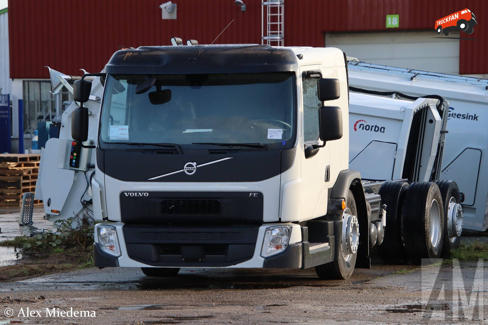 Volvo FE Low Entry