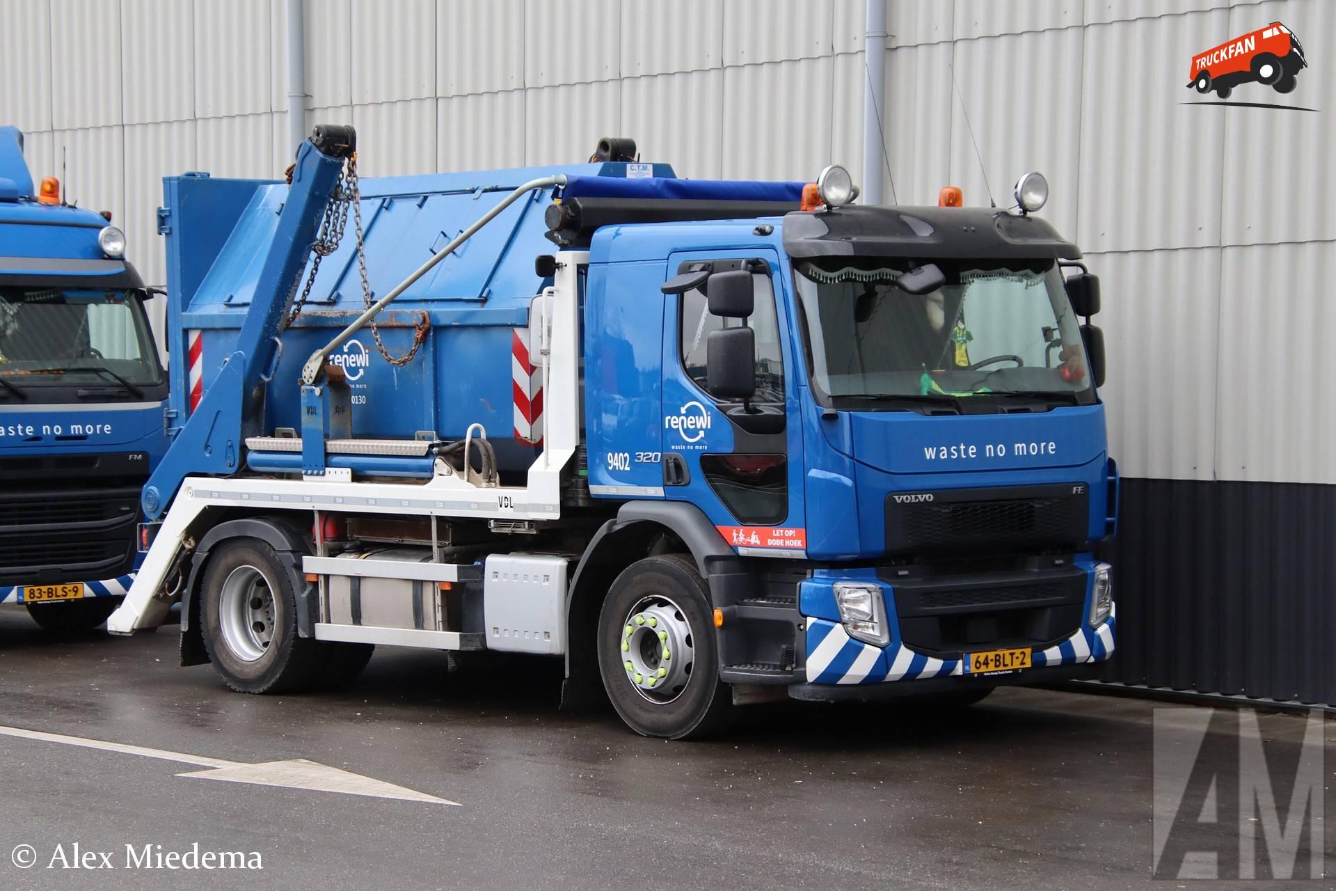 Volvo FE 2nd gen