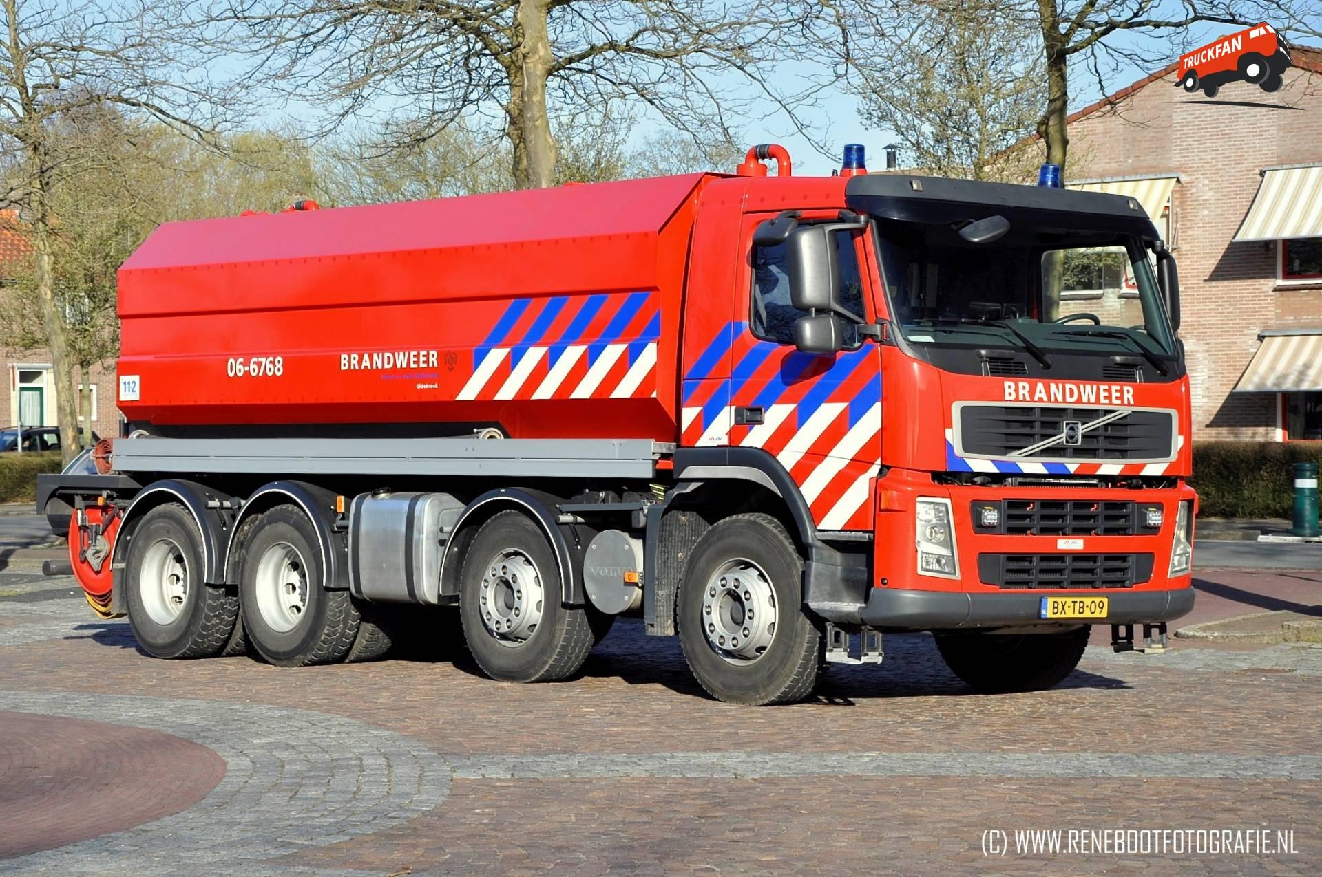 Volvo FM12 2nd gen