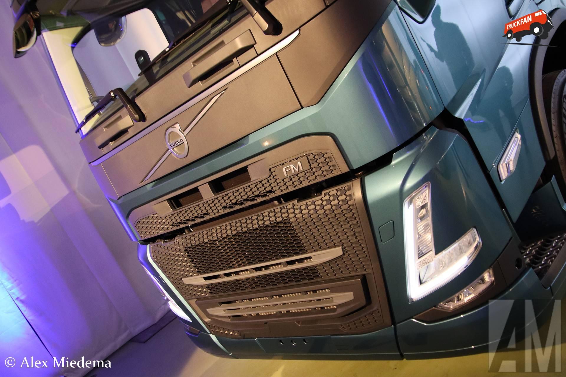 Volvo FM 5th gen