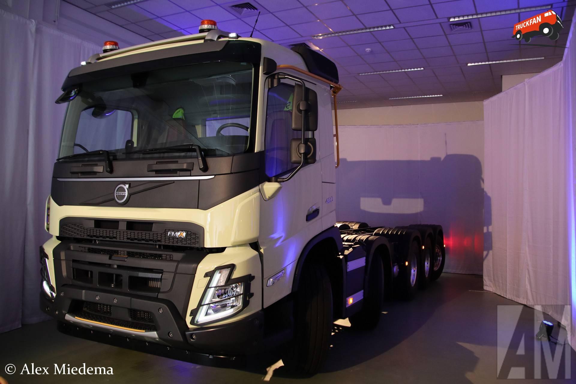 Volvo FMX 3rd gen