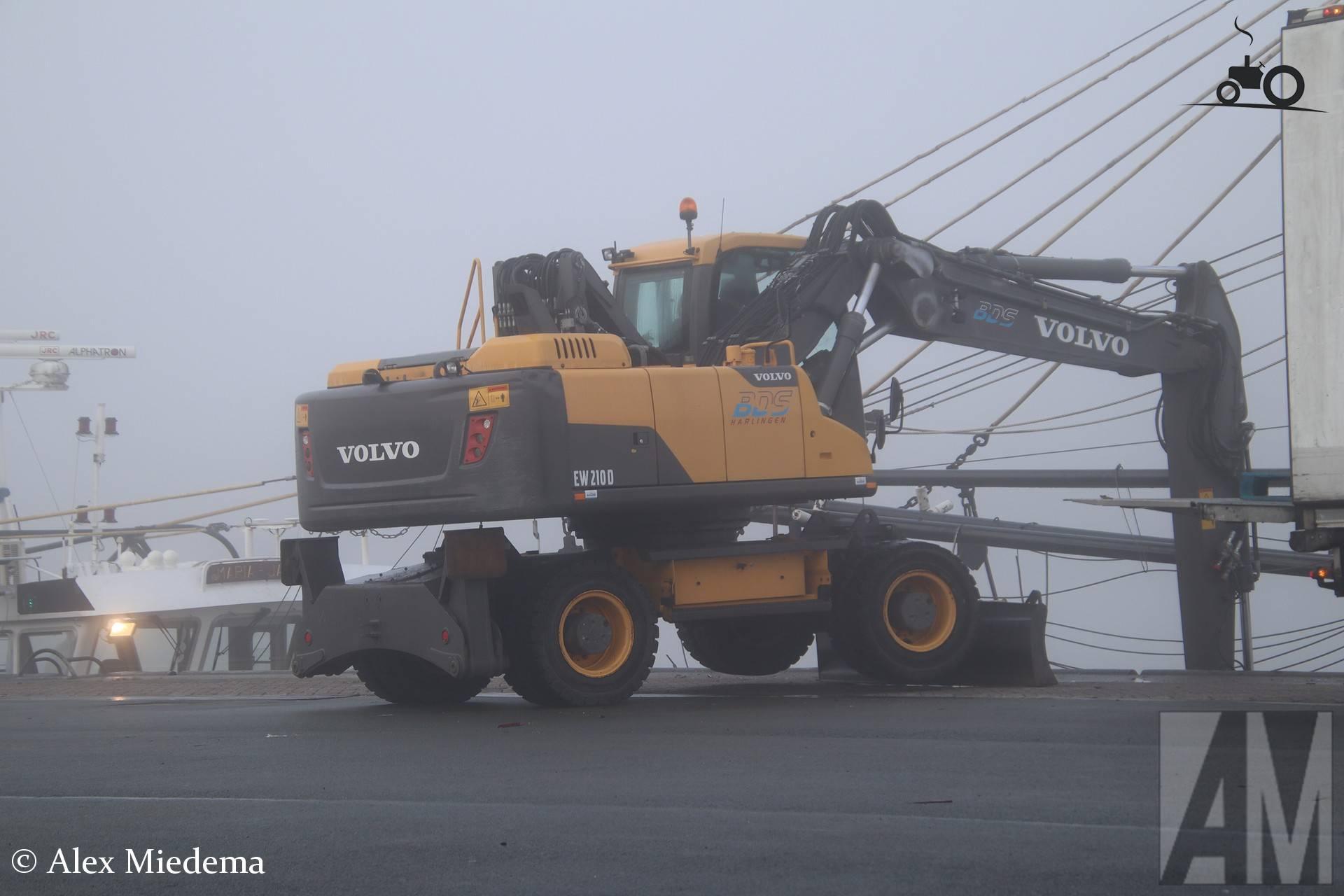 Volvo EW 210 D