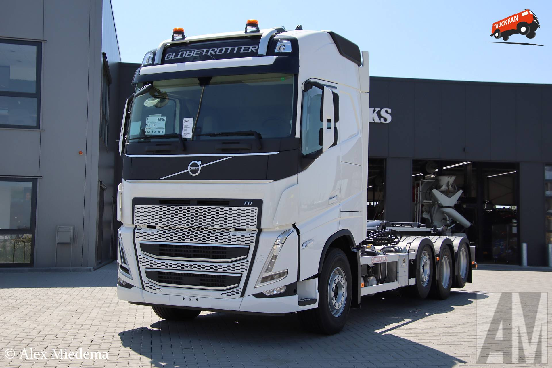 Volvo FH 5th gen