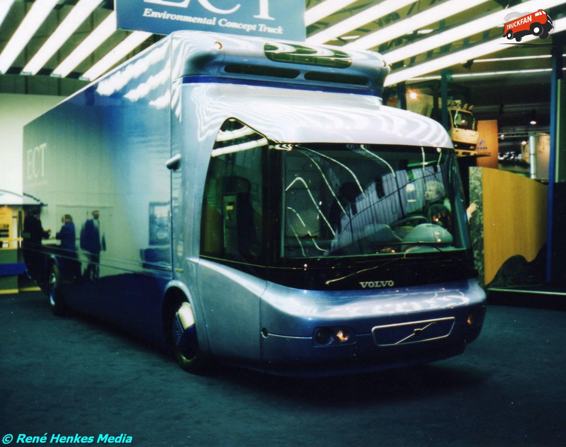 Volvo ECT