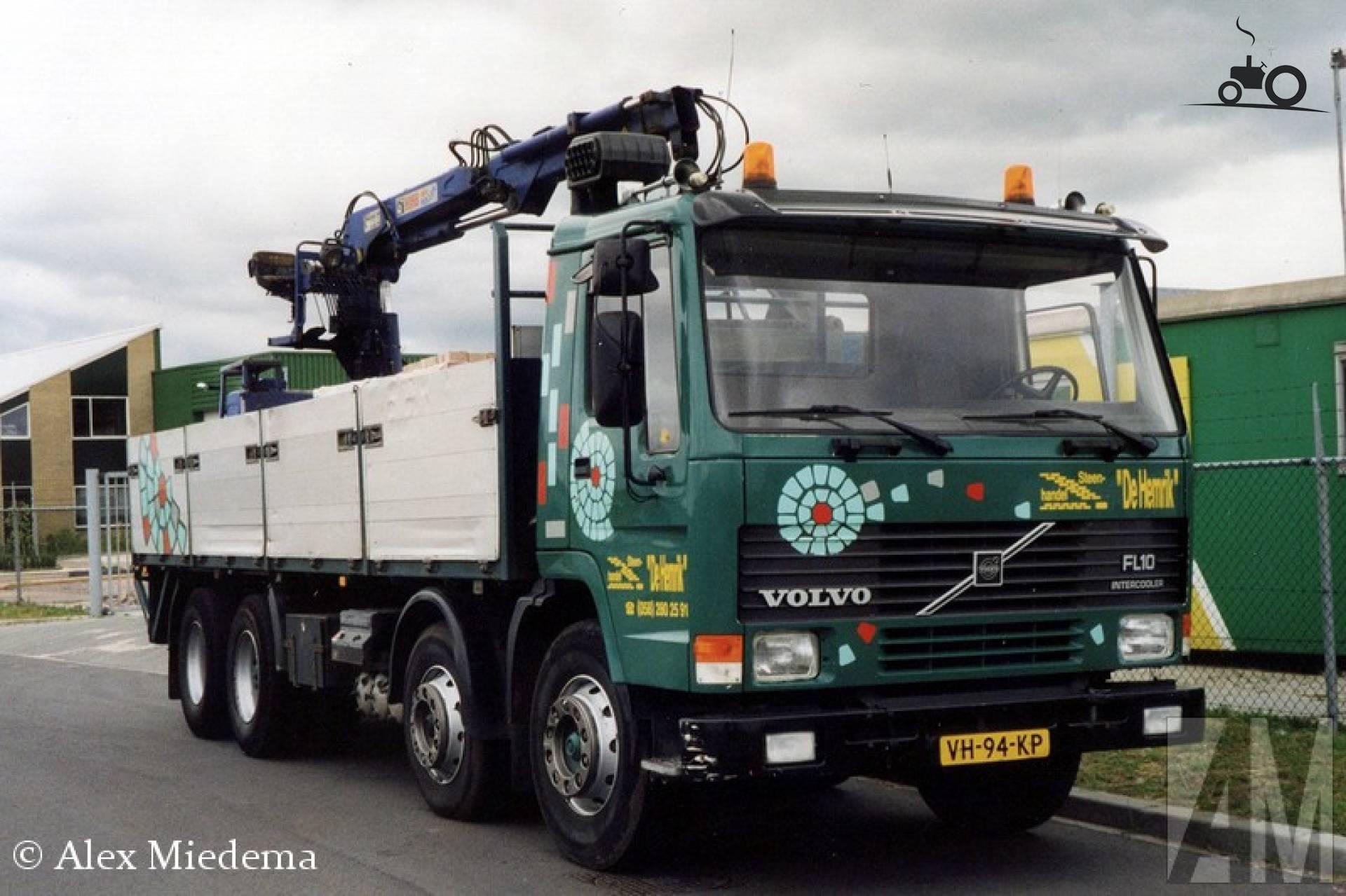 Volvo FL10