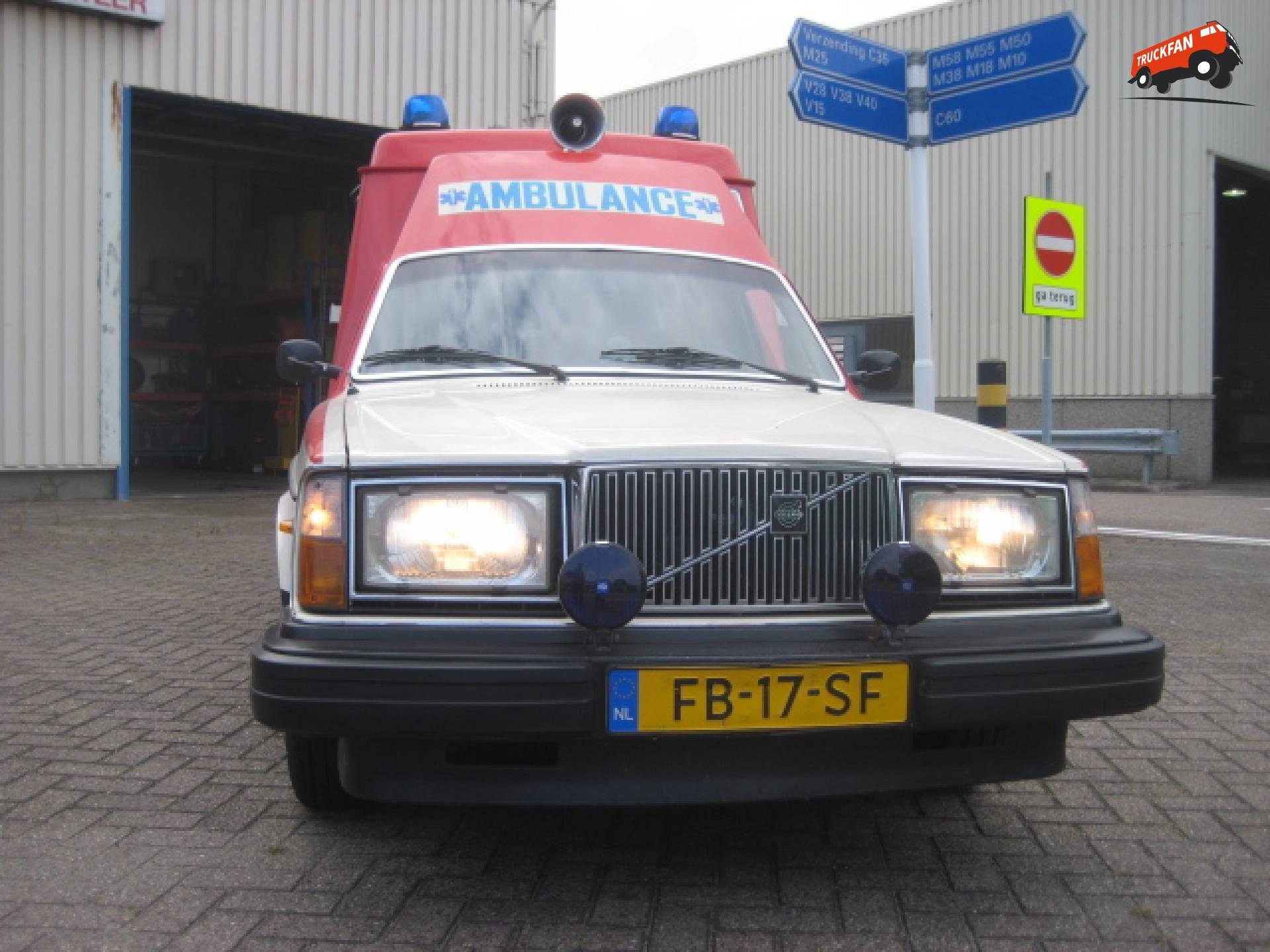Volvo 264