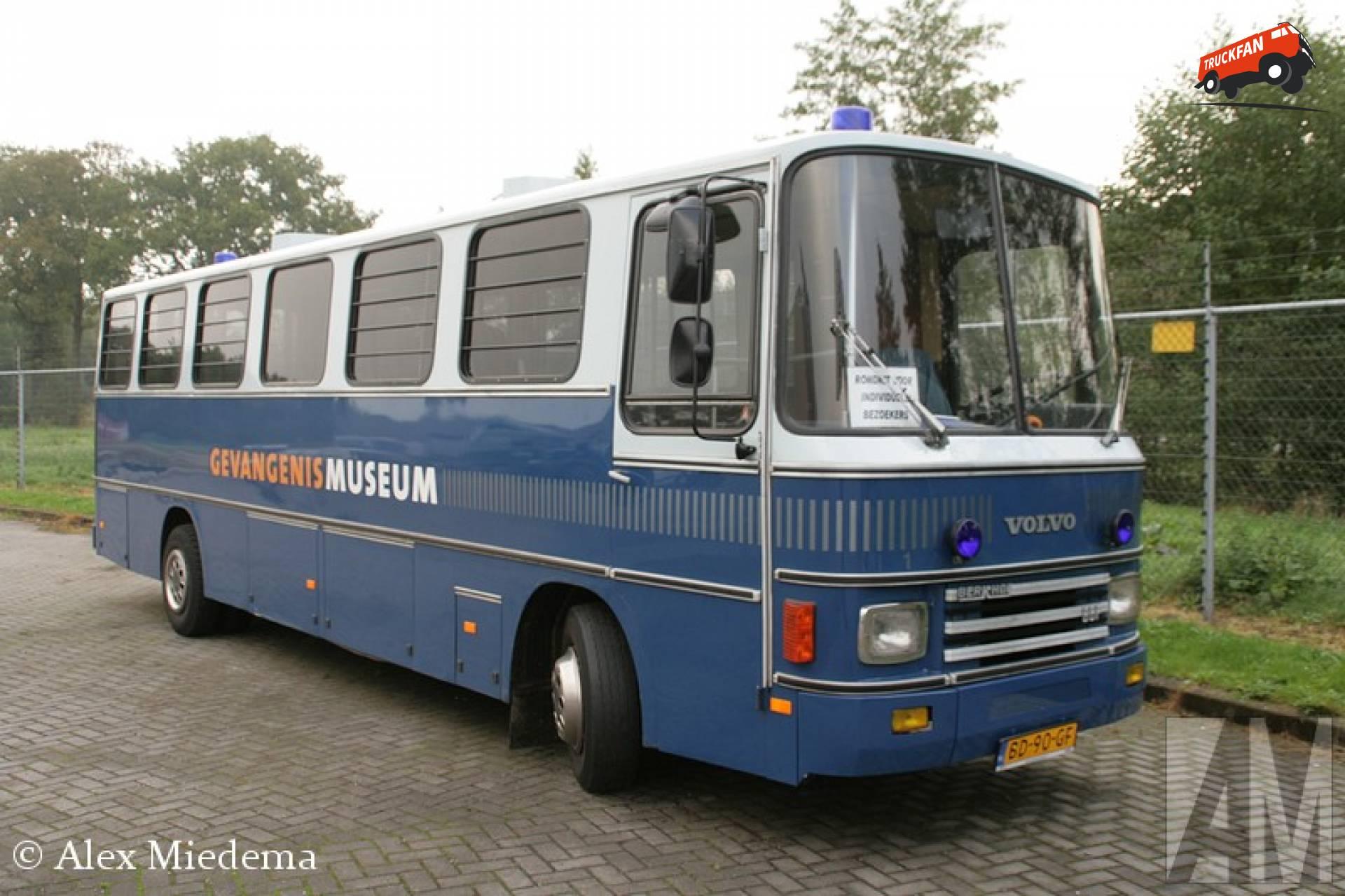Volvo B6FA