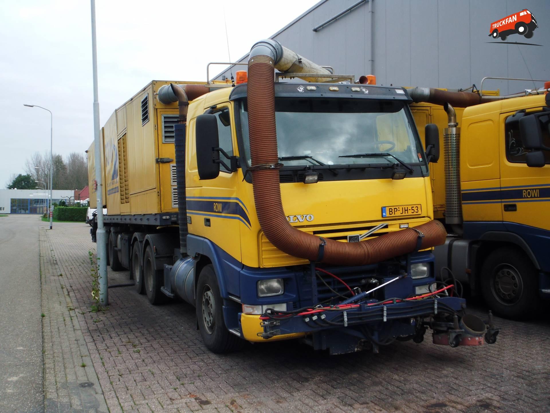 Volvo FH16 1st gen